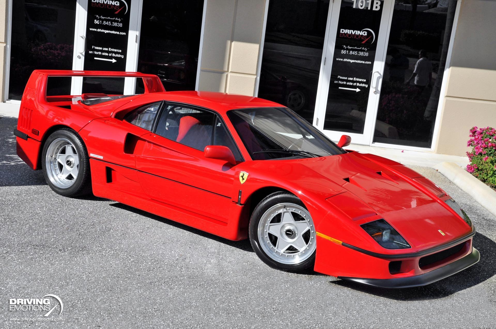 1992_Ferrari-F40_sale_0006