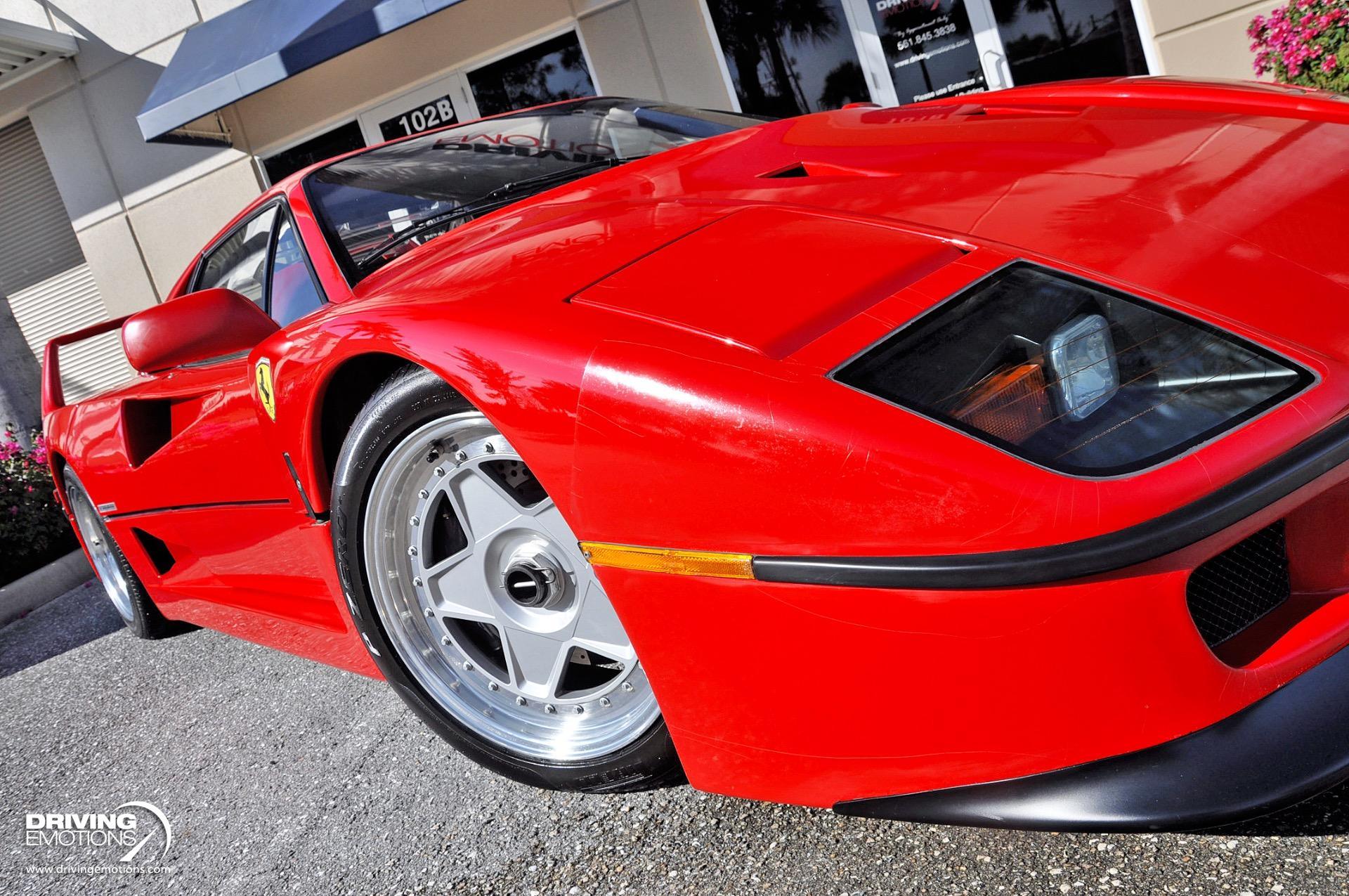 1992_Ferrari-F40_sale_0011