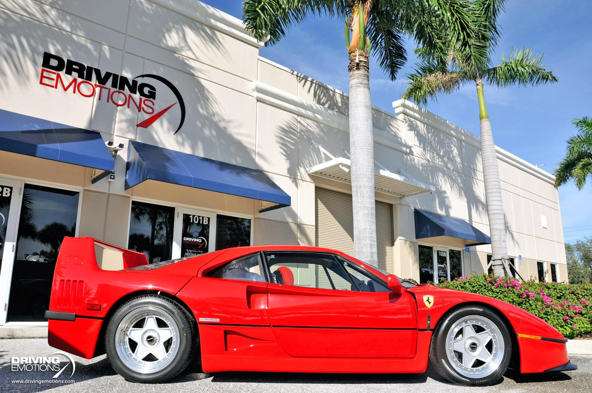 1992_Ferrari-F40_sale_0012