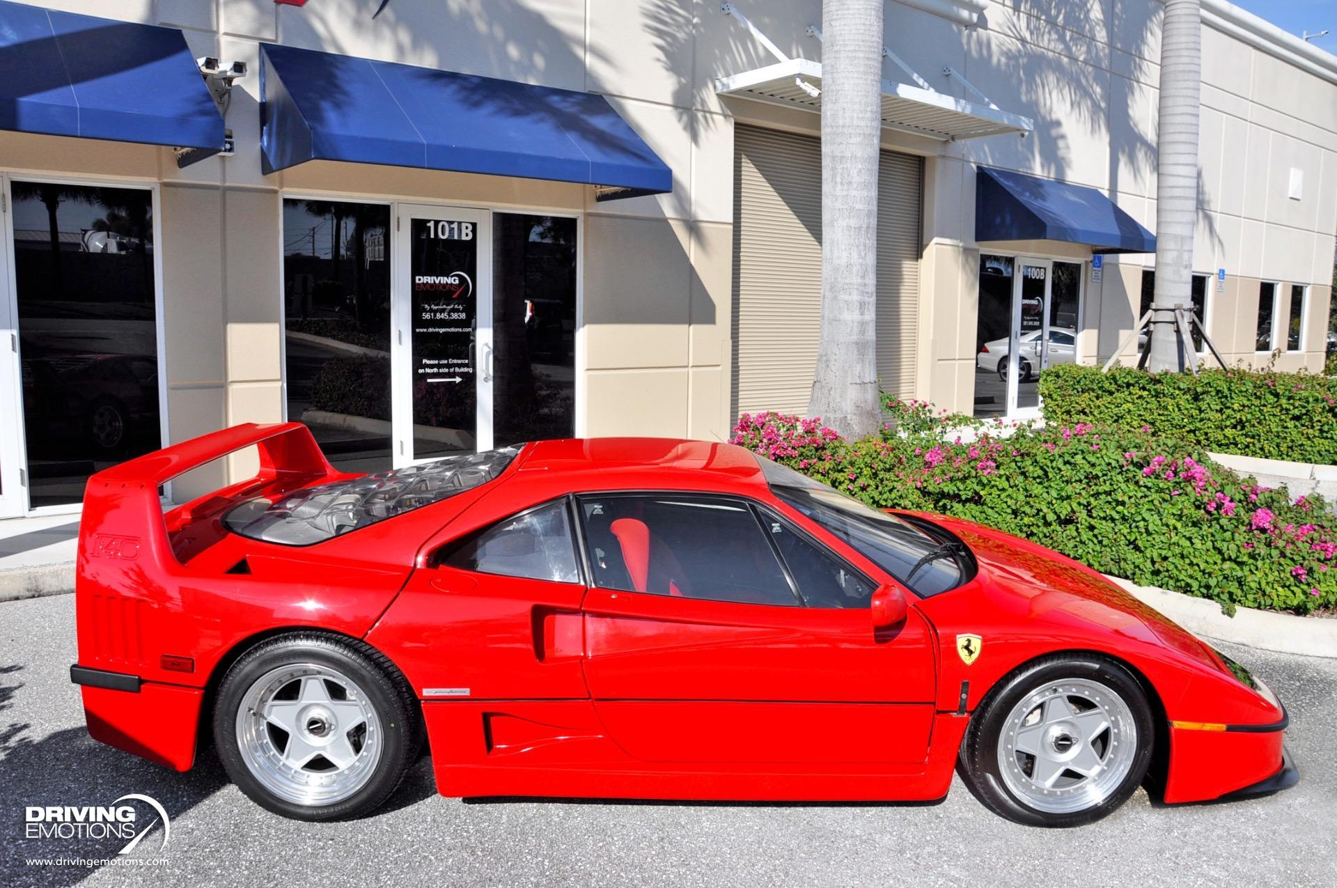 1992_Ferrari-F40_sale_0013
