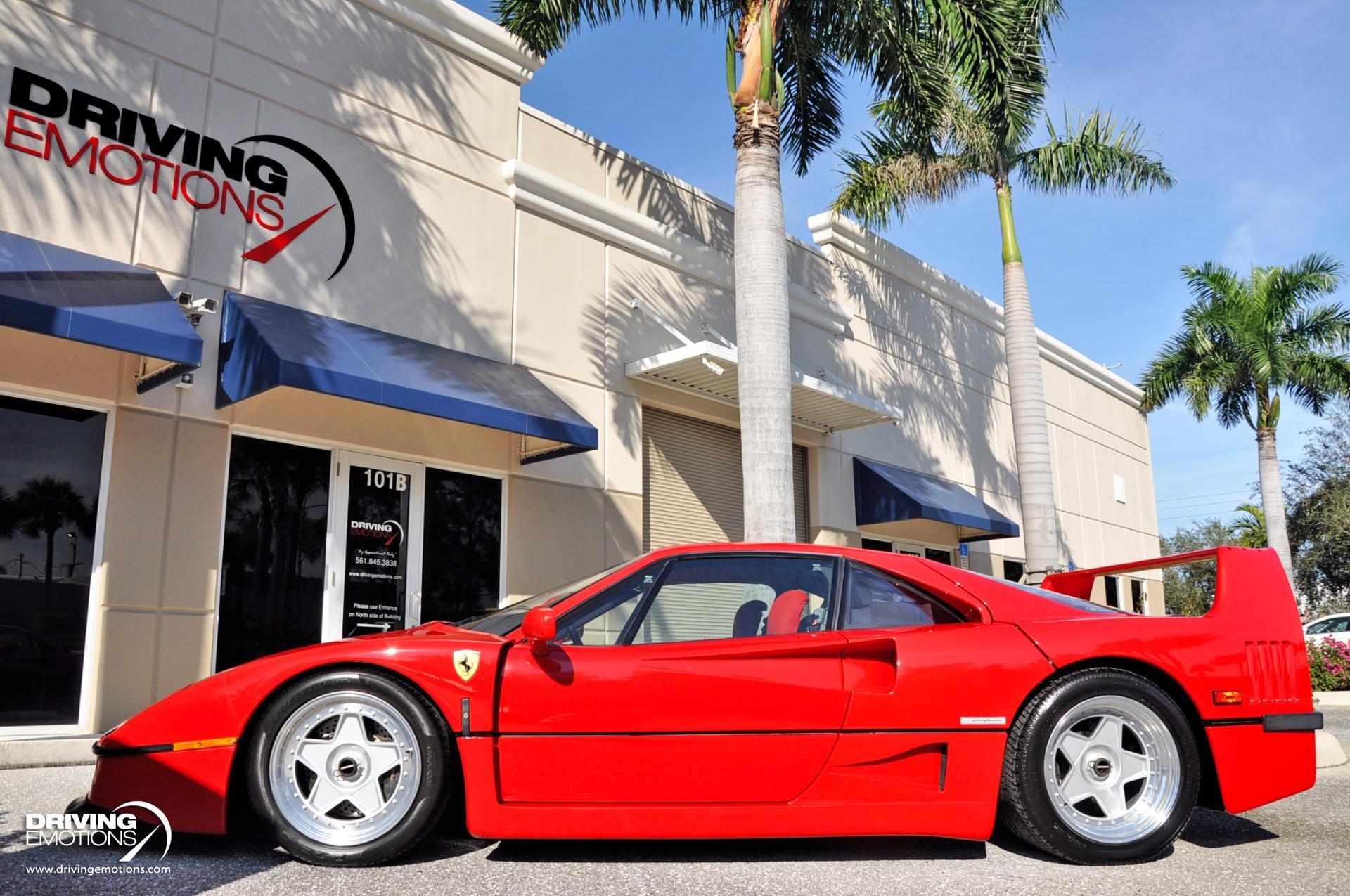 1992_Ferrari-F40_sale_0027