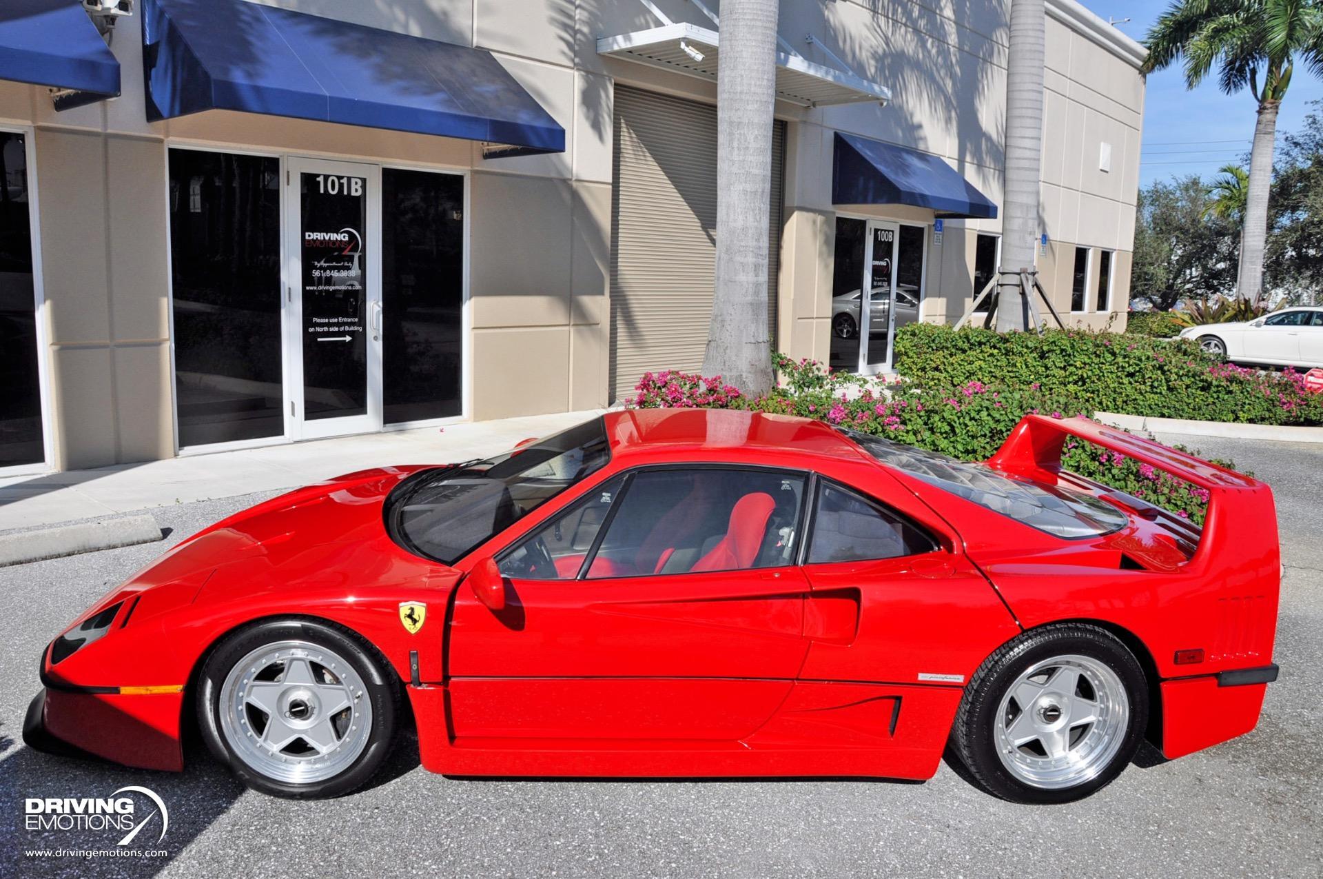1992_Ferrari-F40_sale_0028
