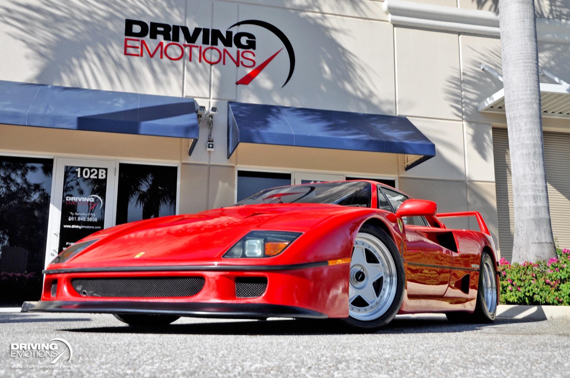 1992_Ferrari-F40_sale_0033
