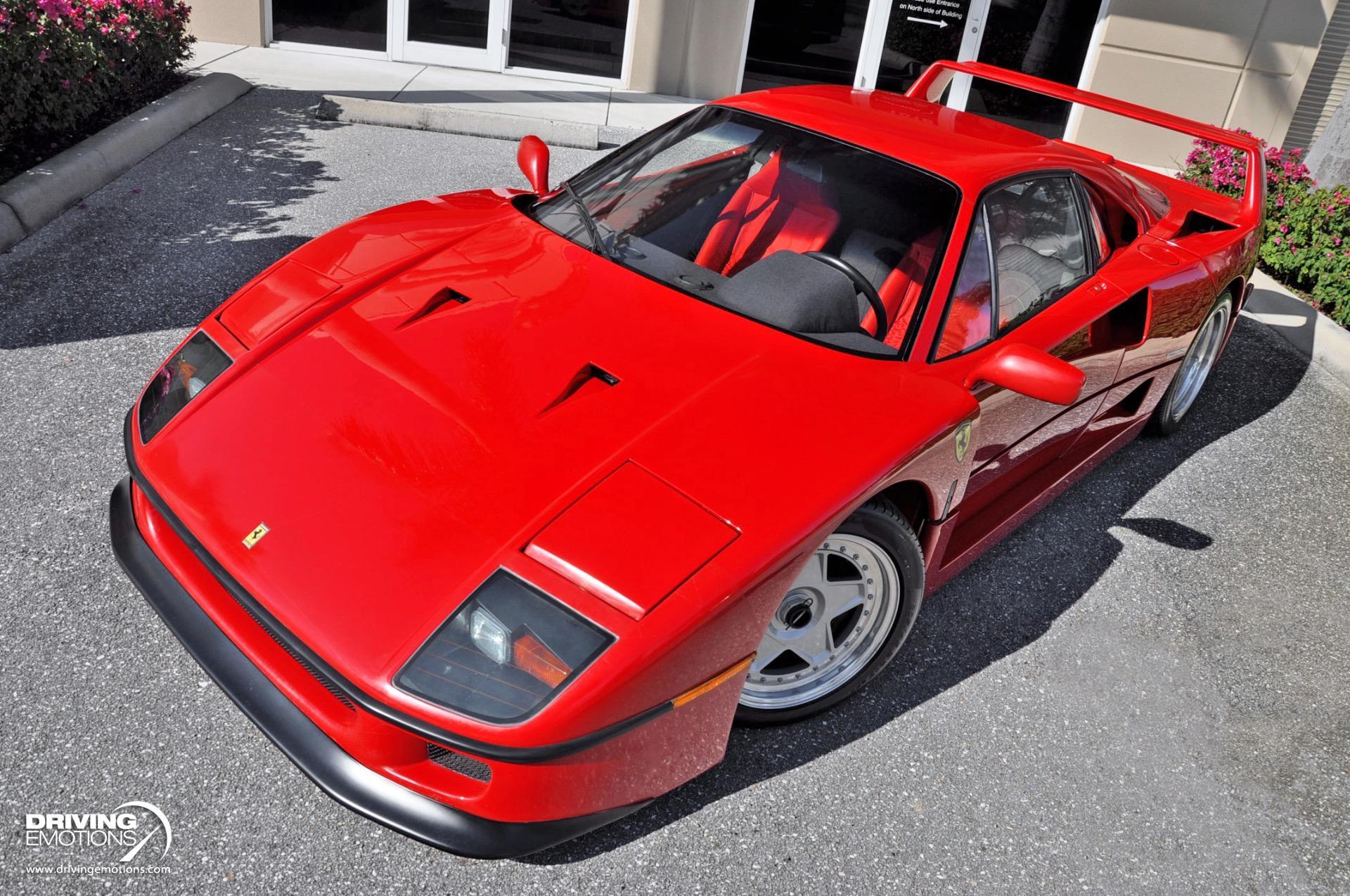 1992_Ferrari-F40_sale_0035