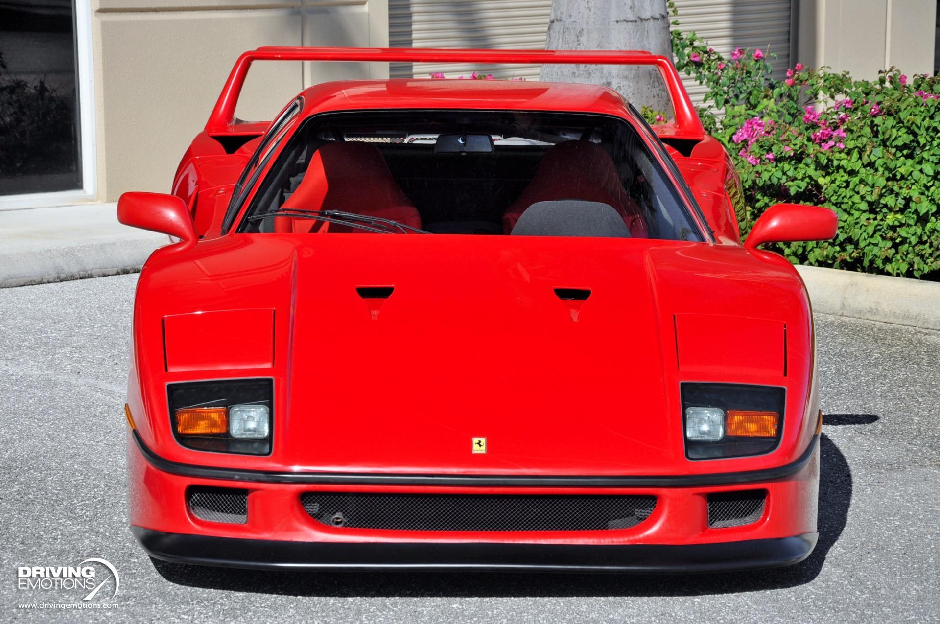 1992_Ferrari-F40_sale_0036