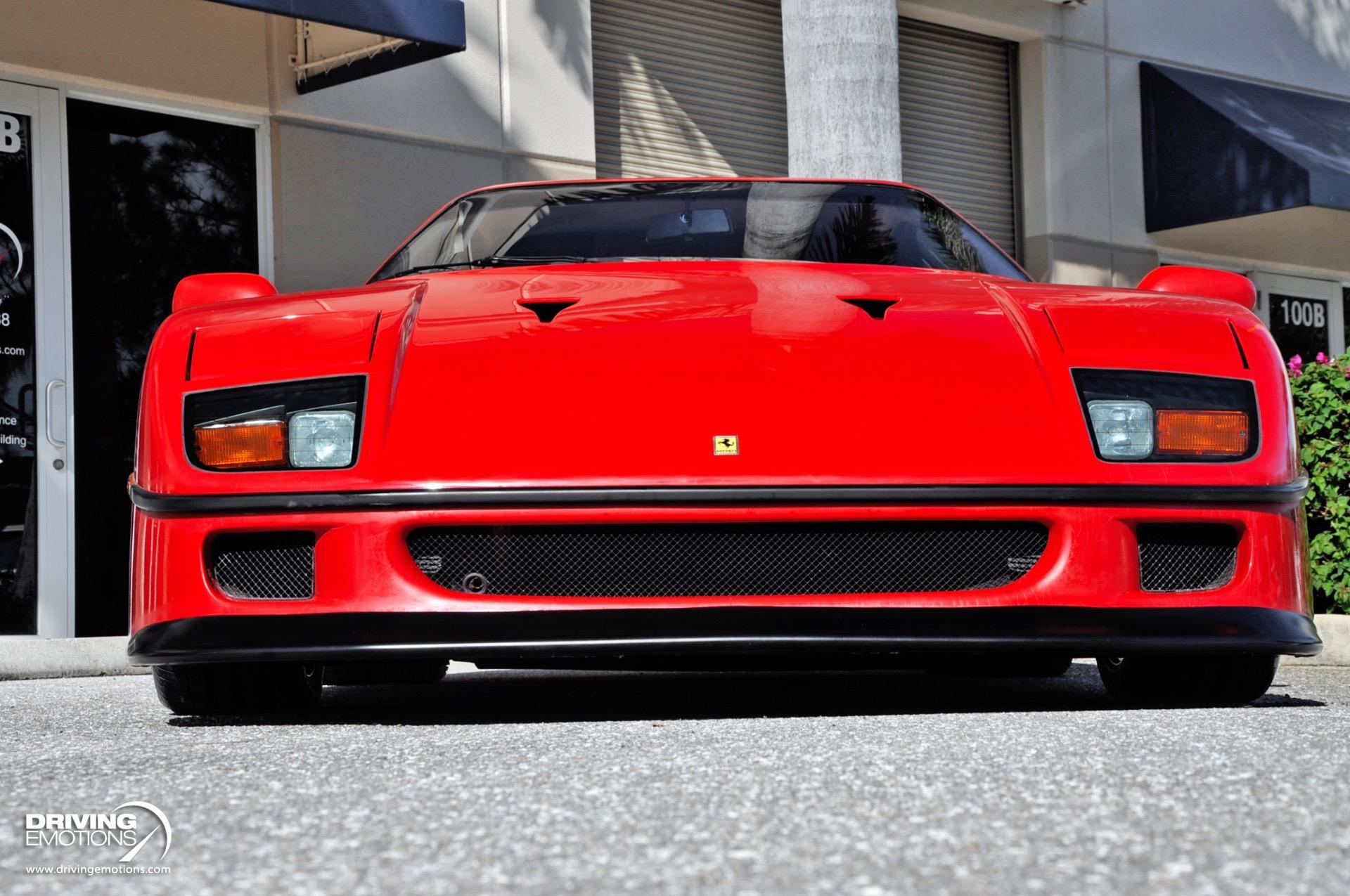 1992_Ferrari-F40_sale_0037