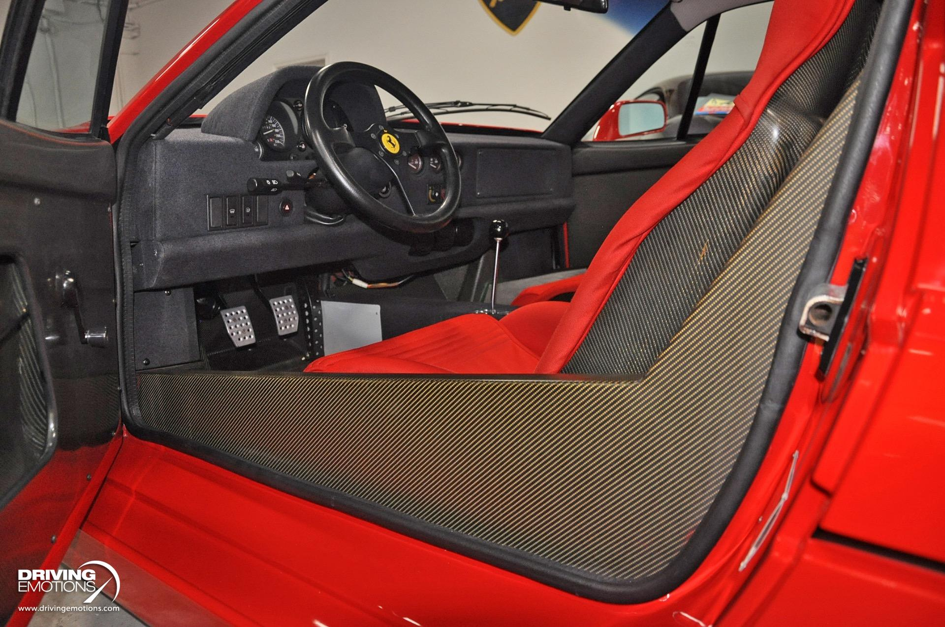 1992_Ferrari-F40_sale_0050