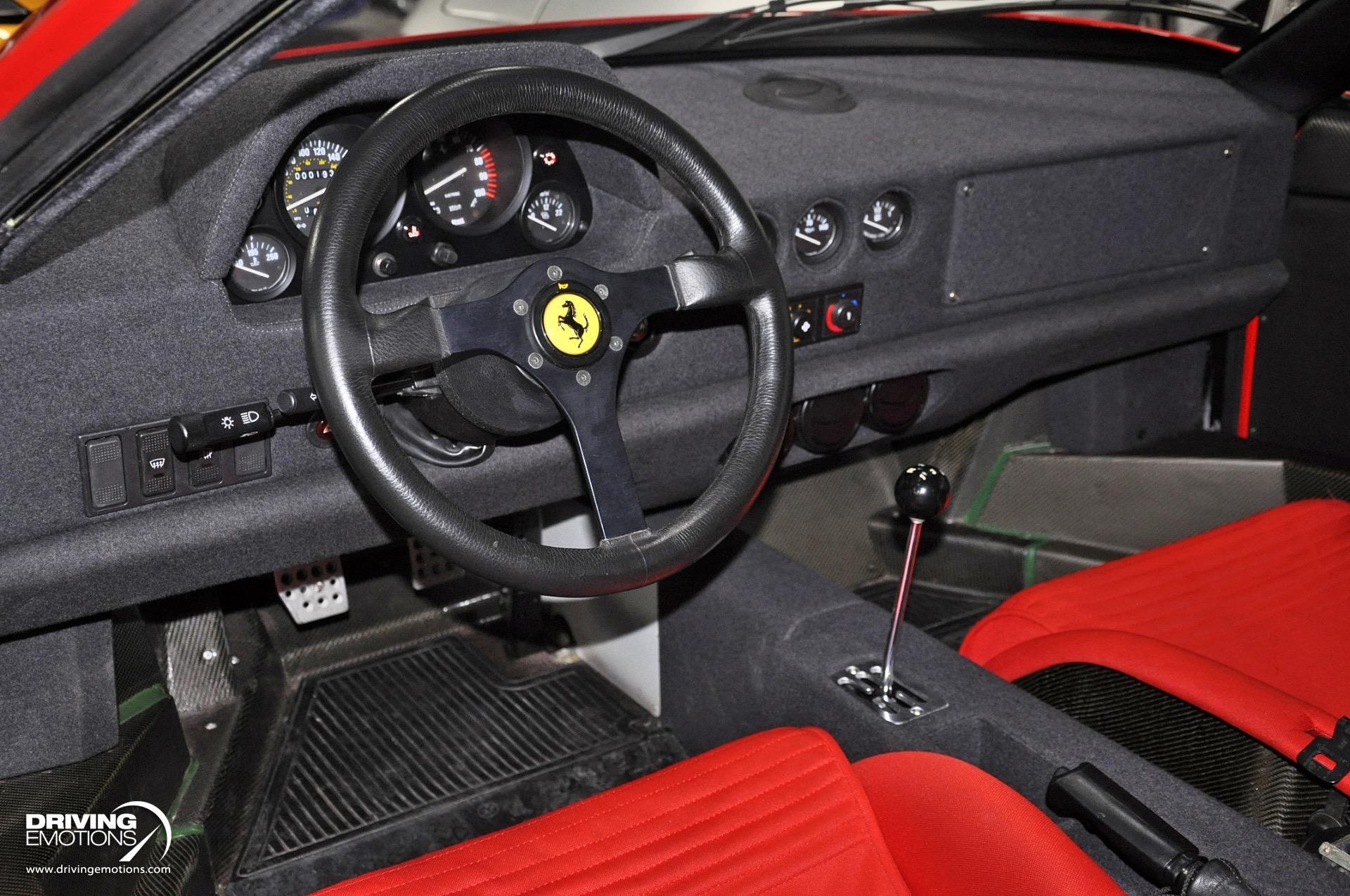 1992_Ferrari-F40_sale_0051