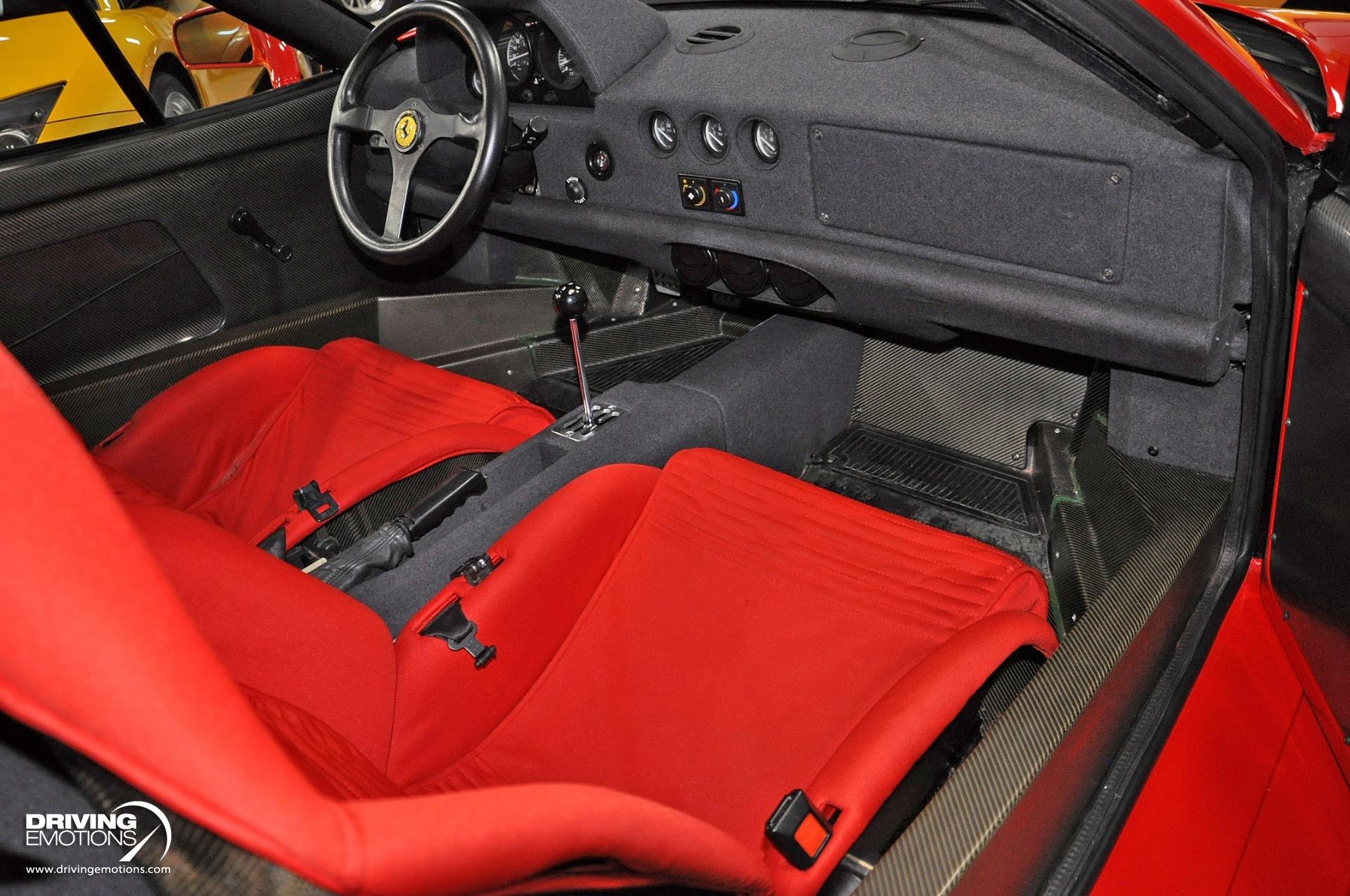1992_Ferrari-F40_sale_0055