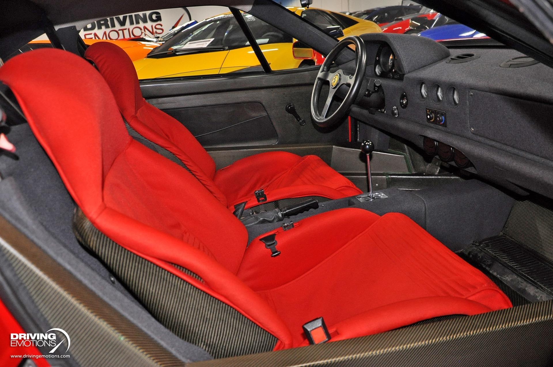 1992_Ferrari-F40_sale_0056