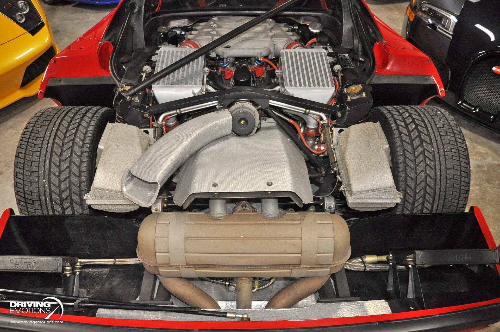 1992_Ferrari-F40_sale_0071