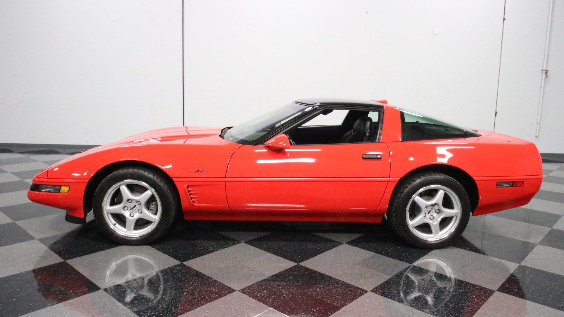 1995_Chevrolet_Corvette_ZR1_sale_0005
