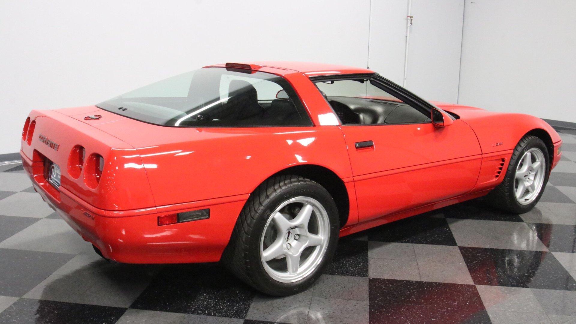 1995_Chevrolet_Corvette_ZR1_sale_0012