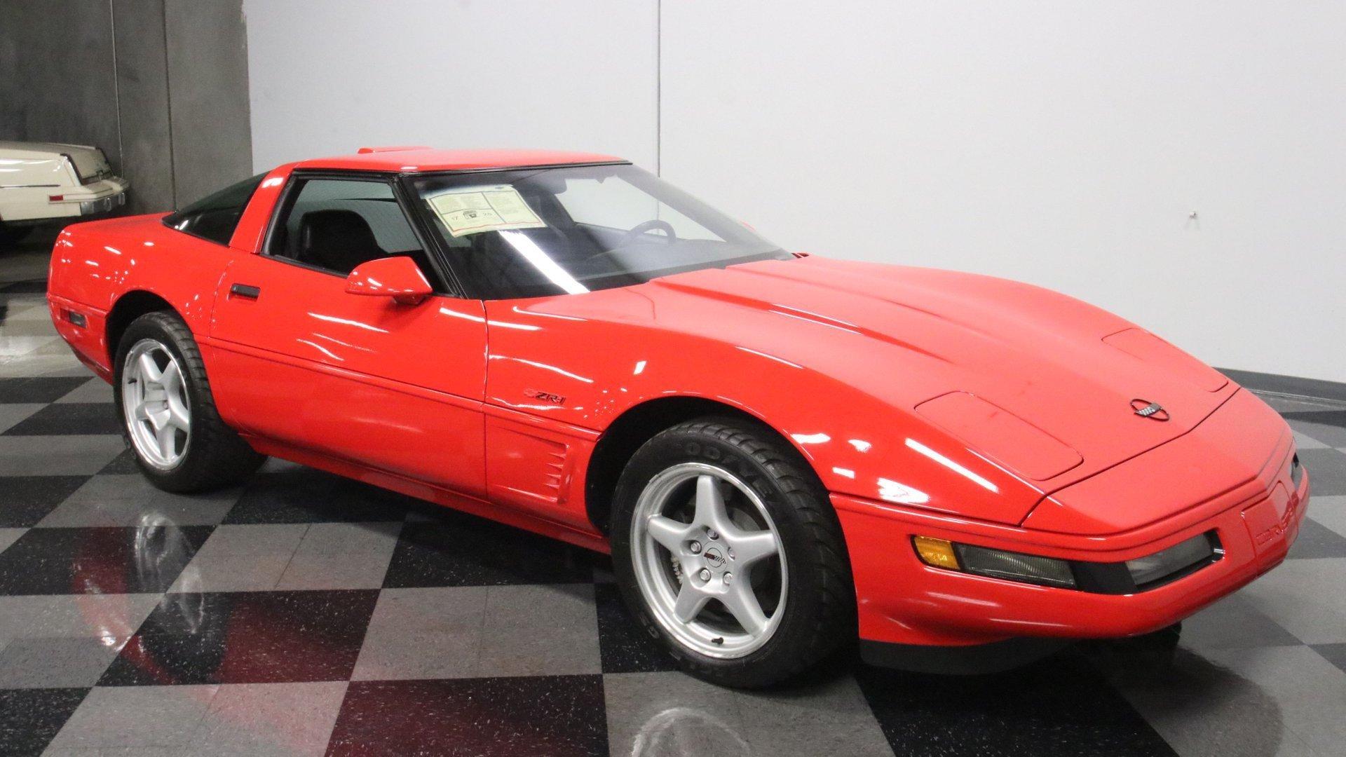 1995_Chevrolet_Corvette_ZR1_sale_0014