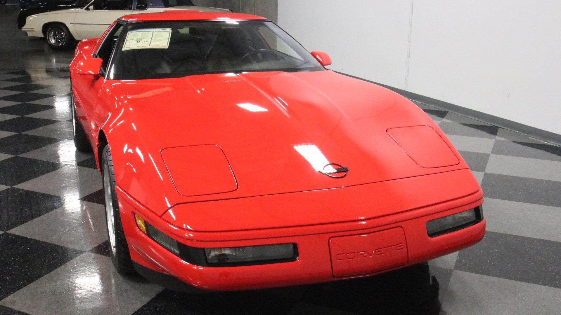 1995_Chevrolet_Corvette_ZR1_sale_0016