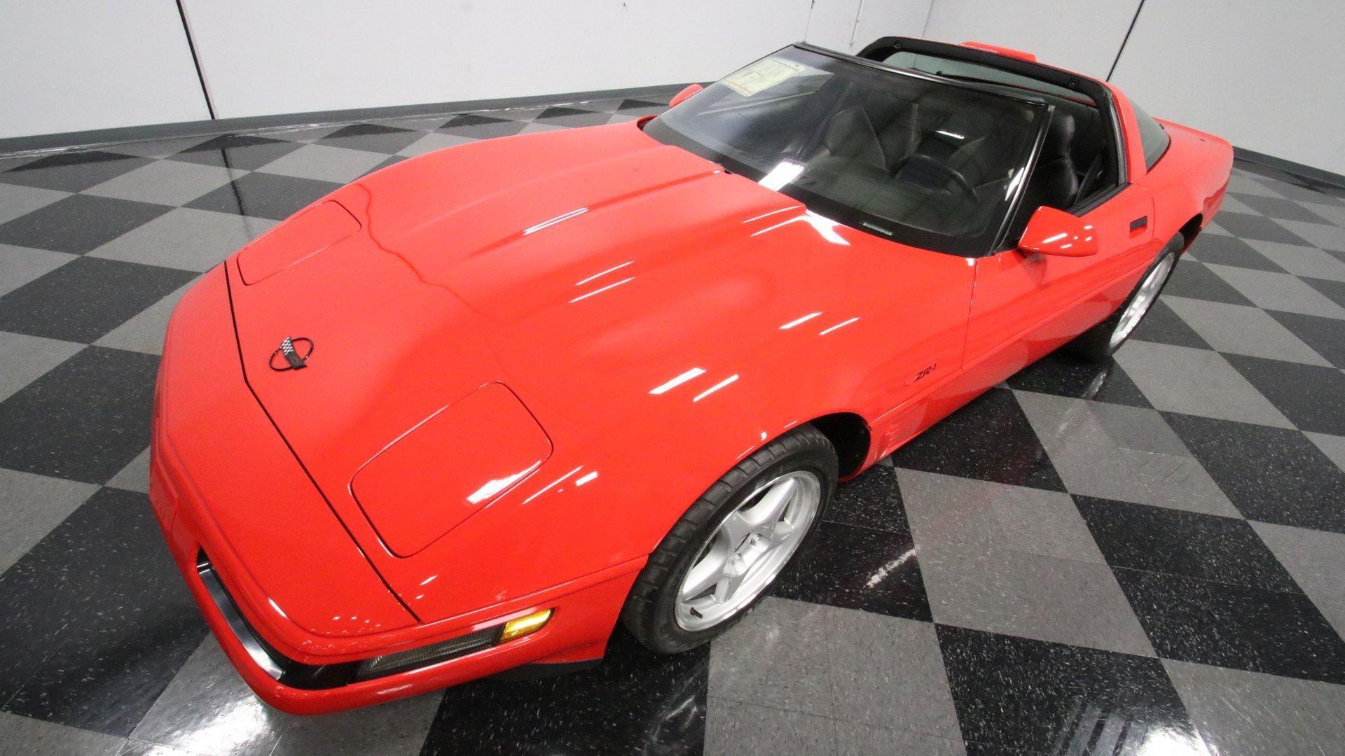 1995_Chevrolet_Corvette_ZR1_sale_0068