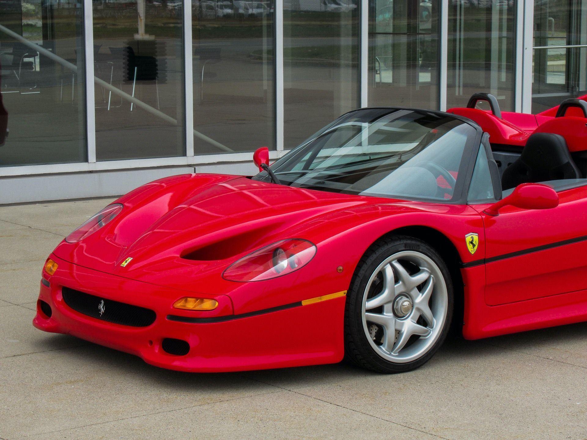 1995_Ferrari_F50_sale_0011