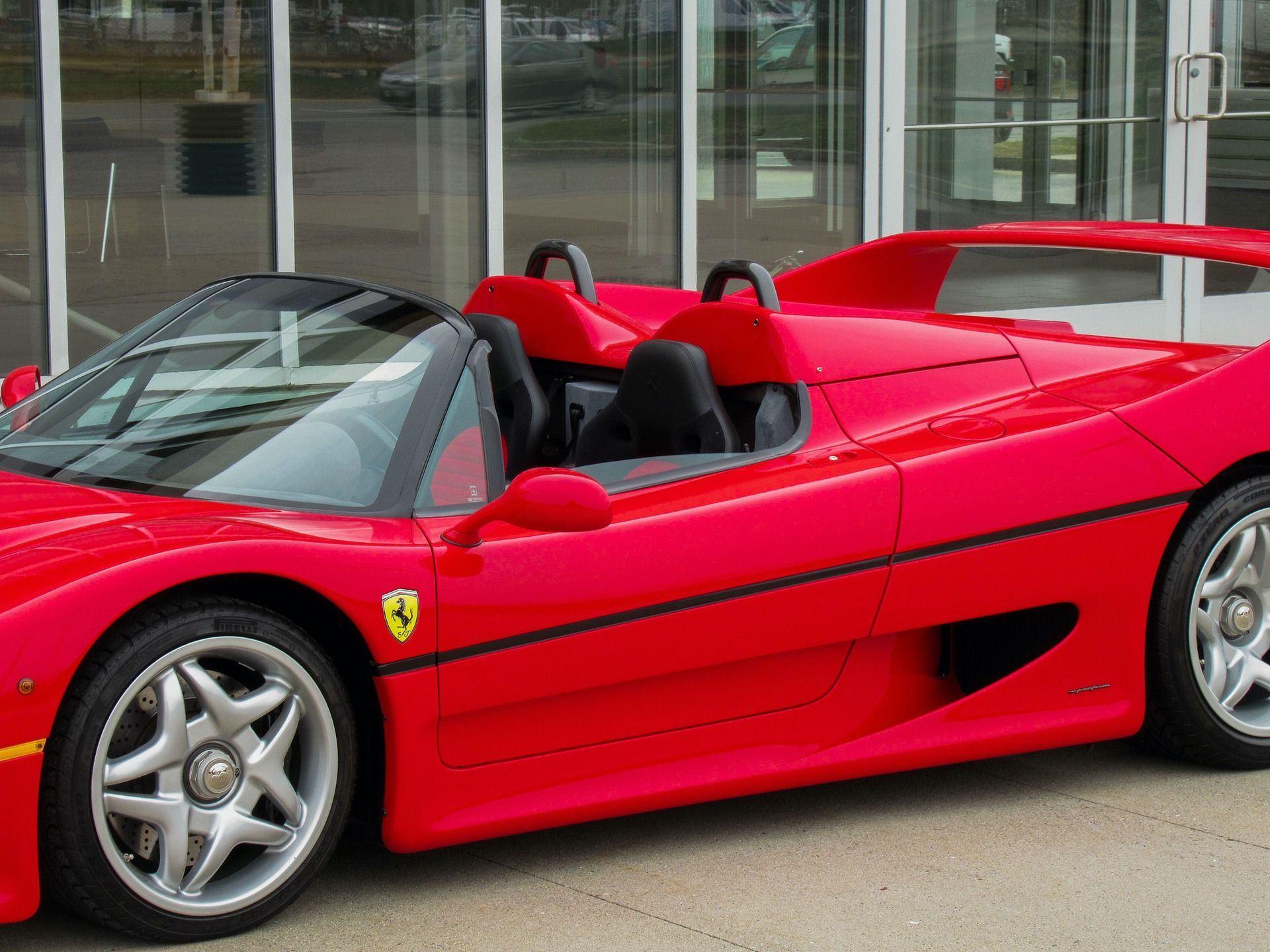 1995_Ferrari_F50_sale_0012
