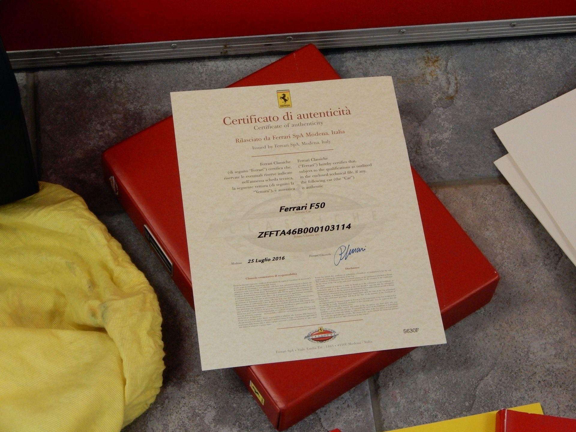 1995_Ferrari_F50_sale_0024