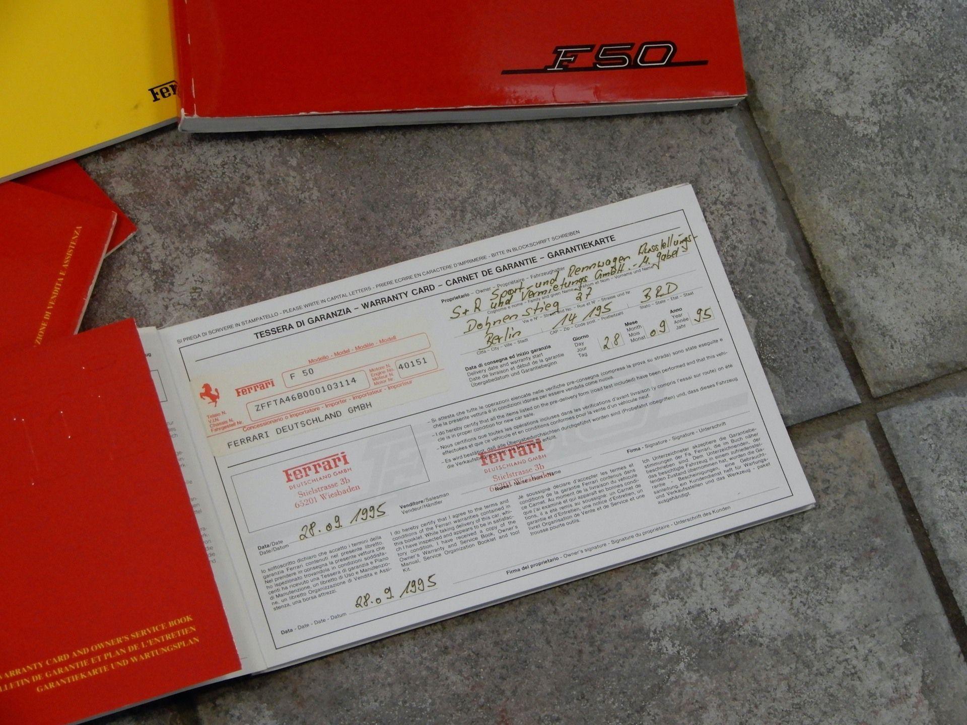 1995_Ferrari_F50_sale_0026