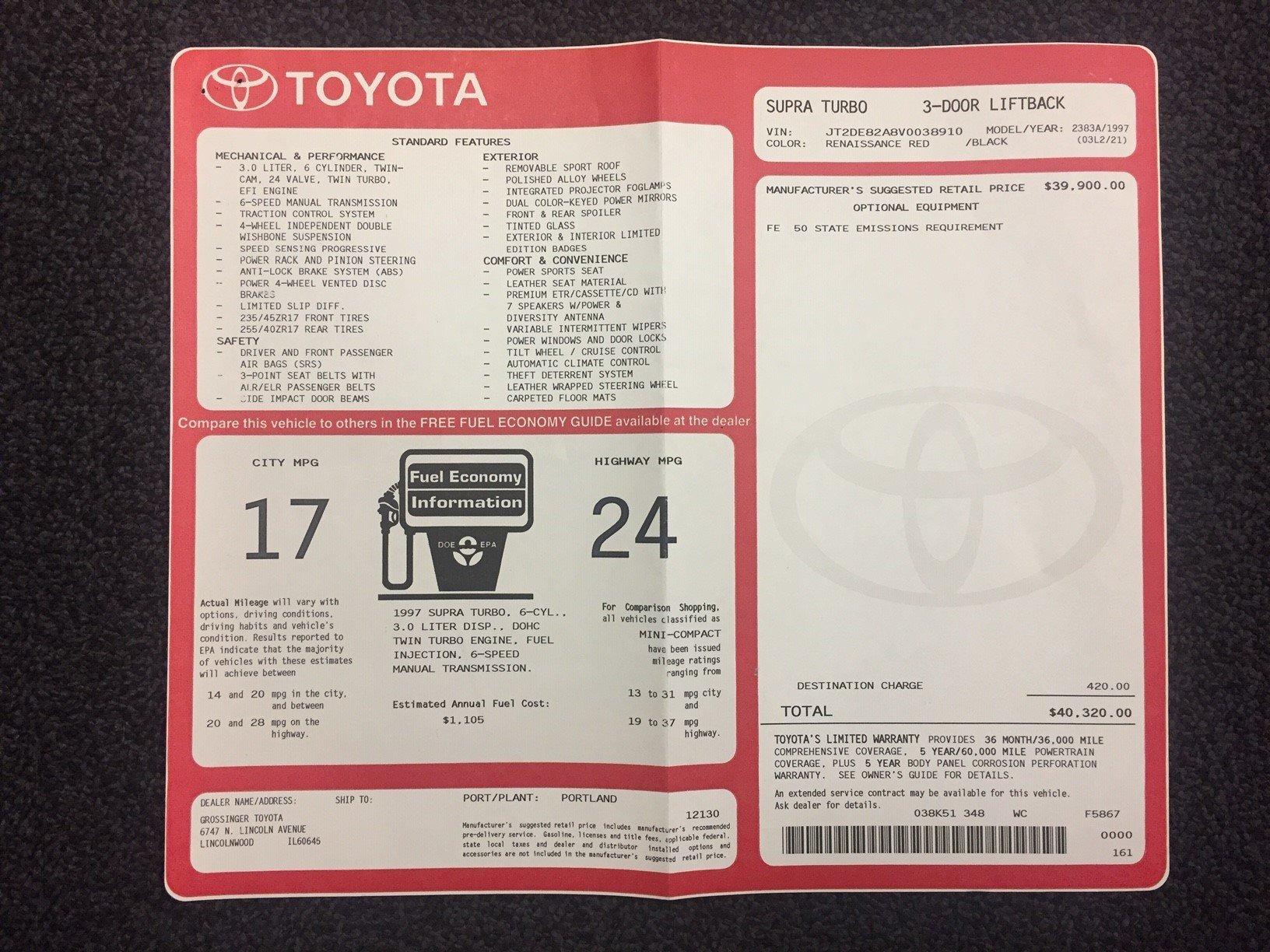 1997_Toyota_Supra_sale_0040