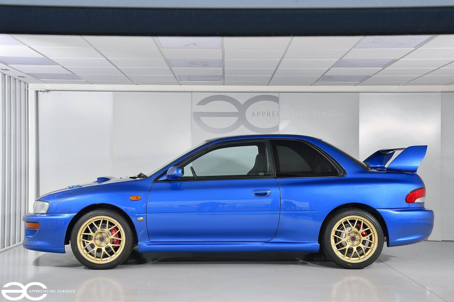 1998_Subaru_Impreza_22B_sale_0009