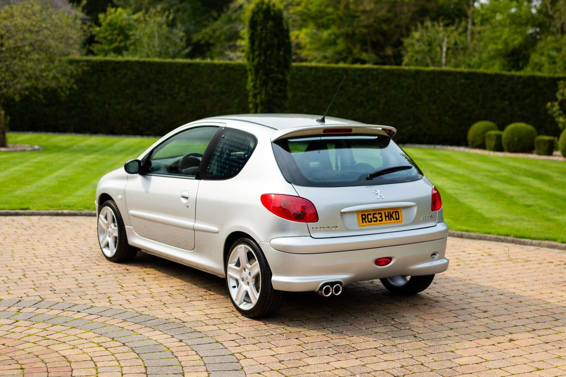 2003_Peugeot_206_RC_sale_0016