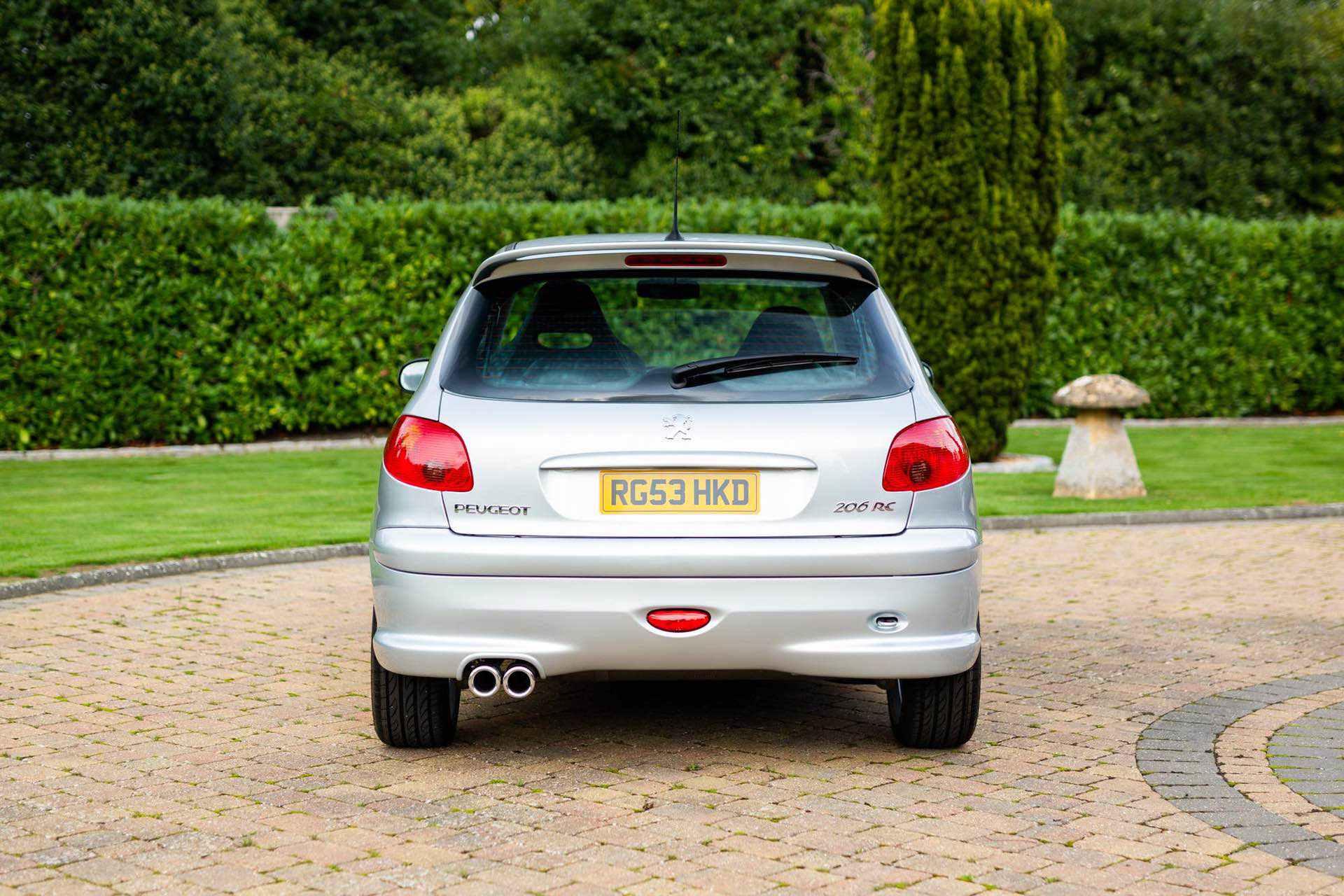 2003_Peugeot_206_RC_sale_0054