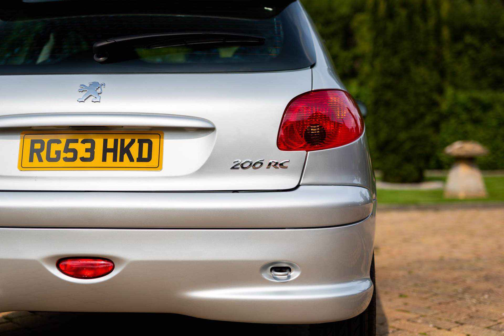 2003_Peugeot_206_RC_sale_0060