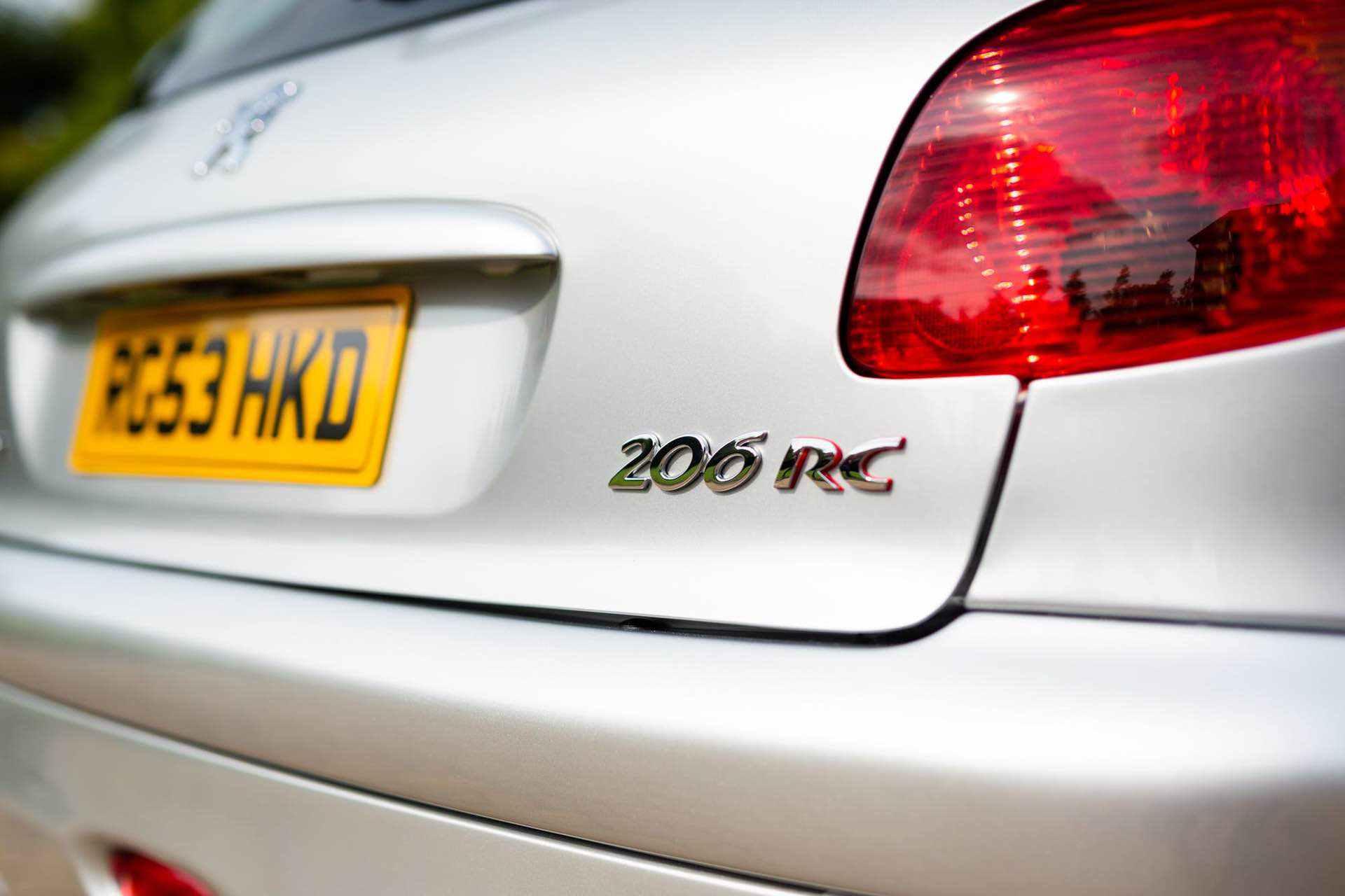 2003_Peugeot_206_RC_sale_0061