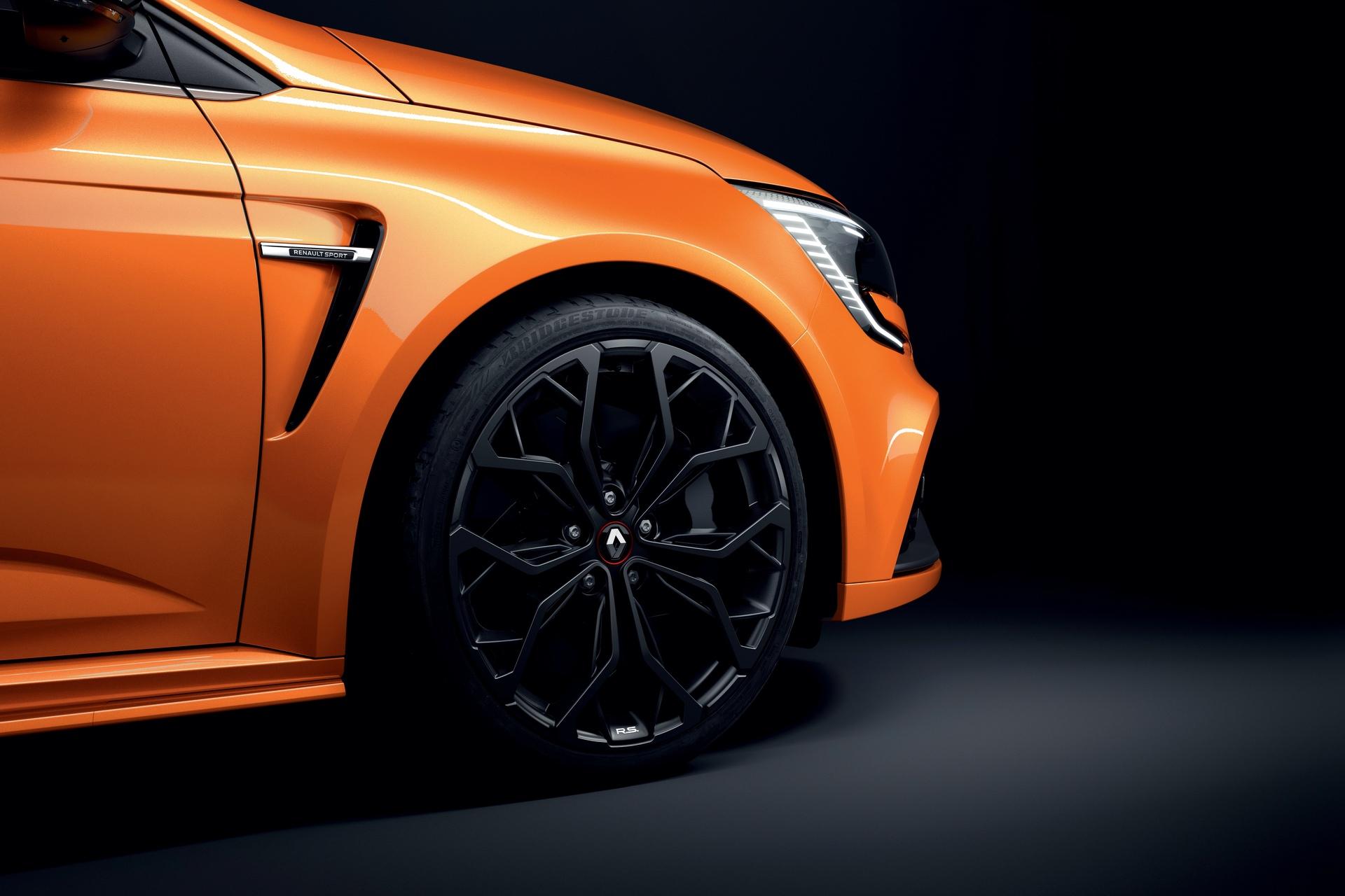 2020 - Nouvelle Renault MEGANE R.S.