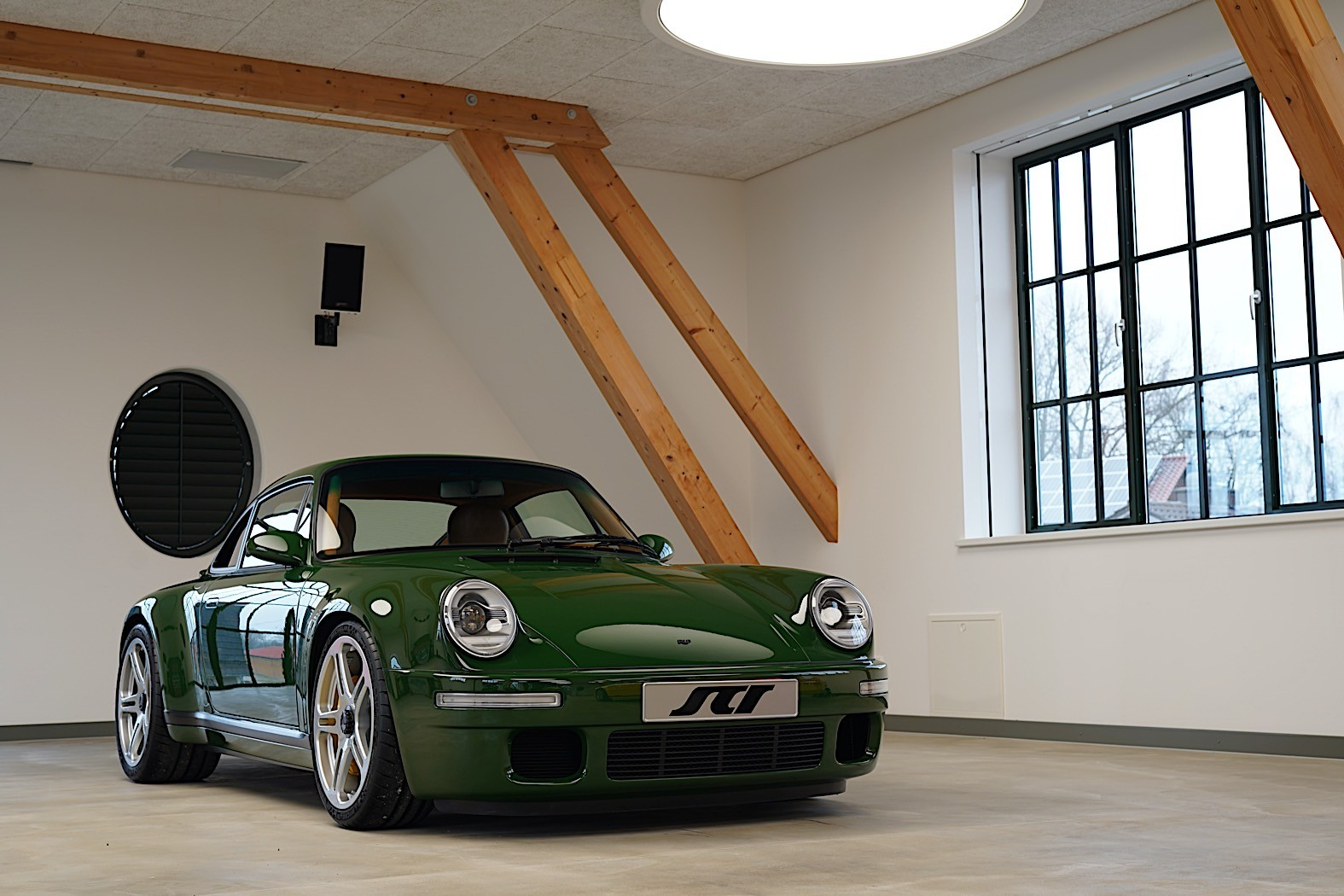 RUF-SCR-first-production