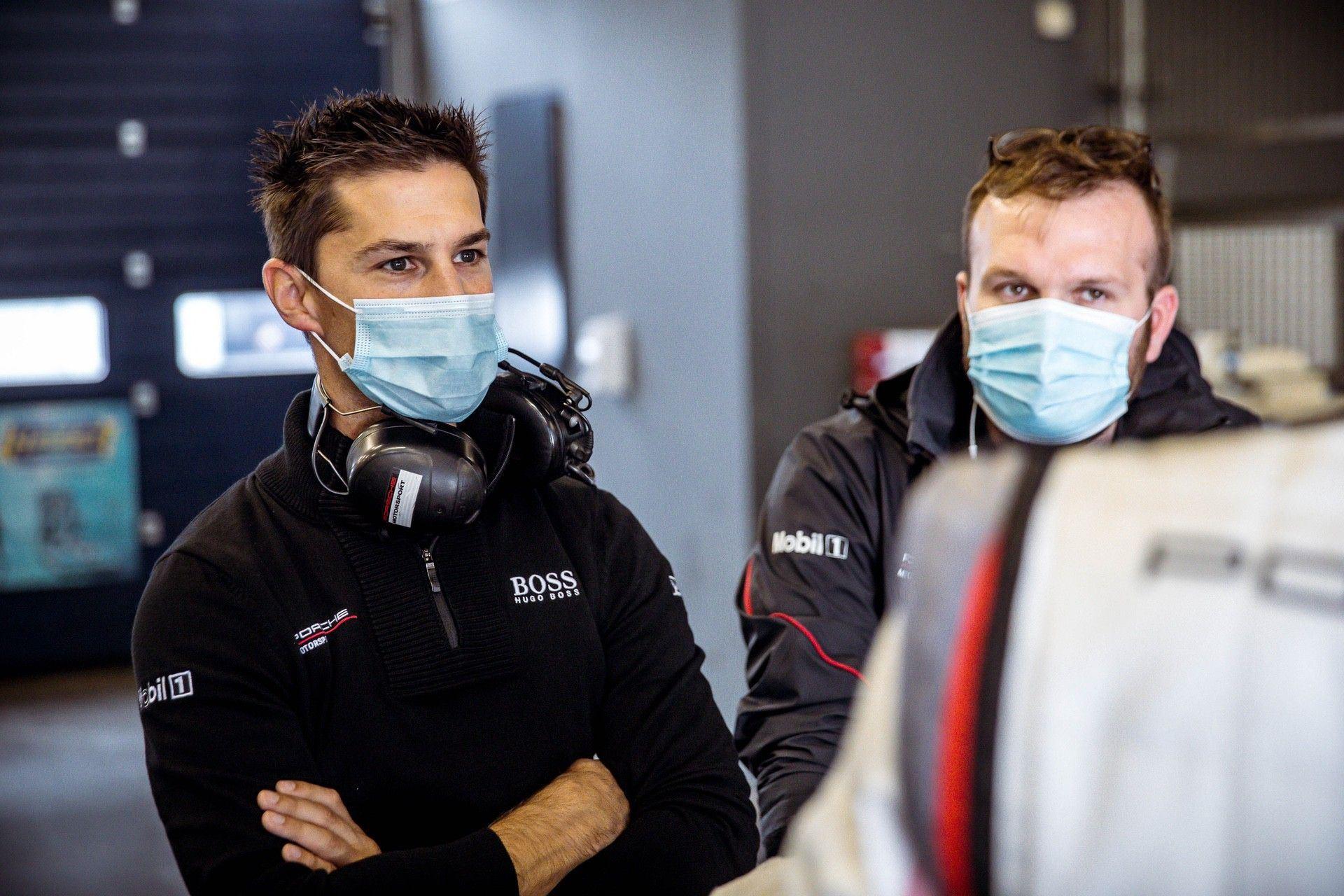 Porsche 911 GT3 Cup, Nürburgring 2020 - Foto: Gruppe C Photography