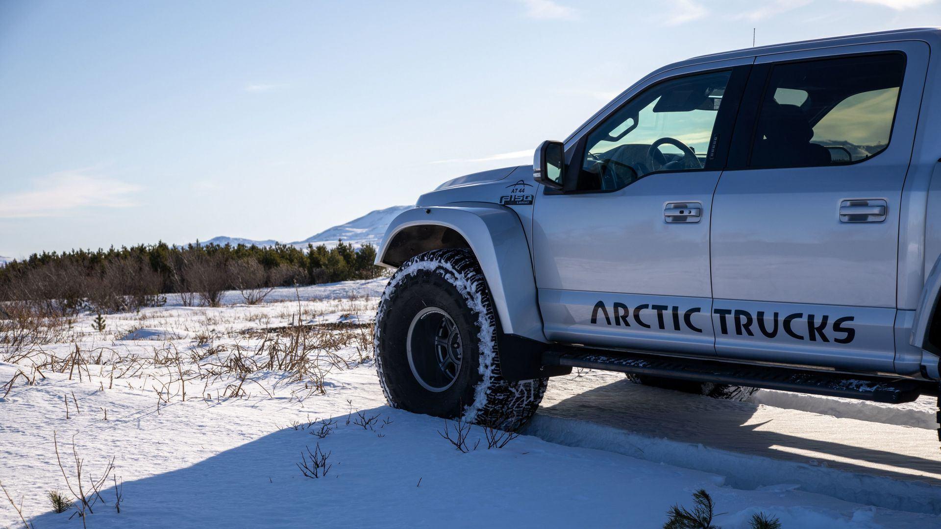 Arctic Trucks Ford F-150 AT44 Prototype