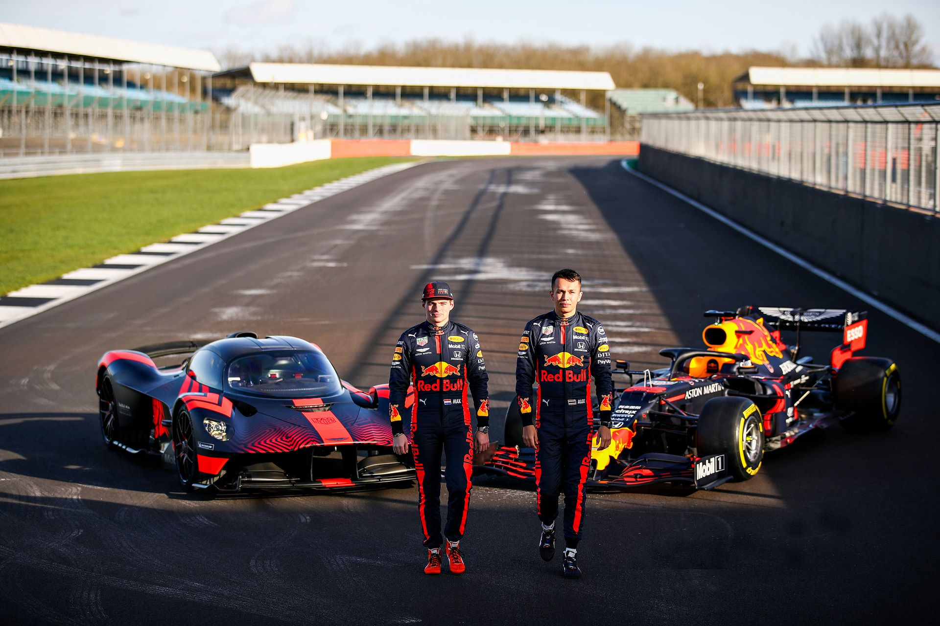 Red Bull Racing RB16 Launch