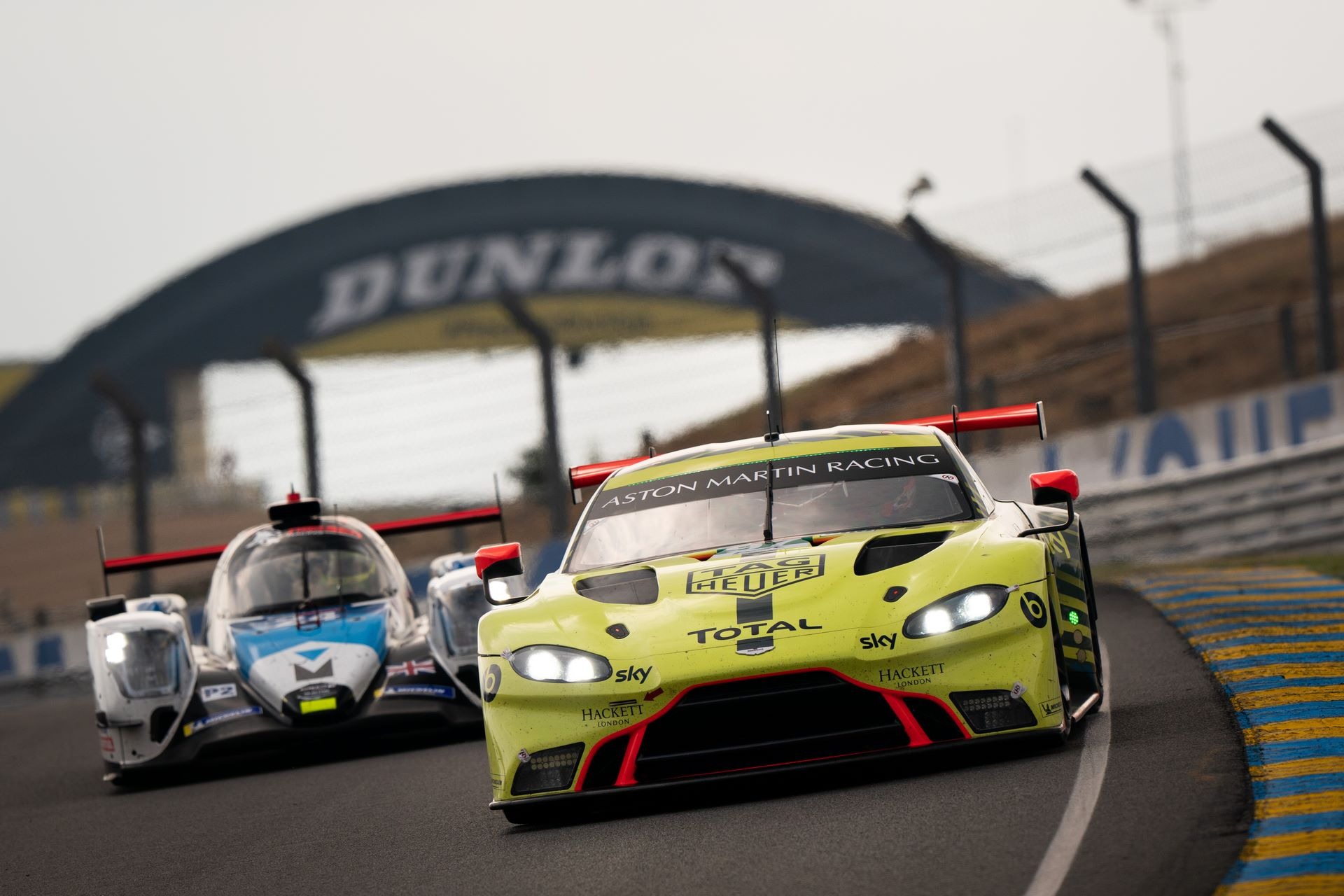 2019 / 2020 FIA World Endurance Championship Le Mans, France 17th - 20th September 2020 Photo: Nick Dungan / Drew Gibson Photography