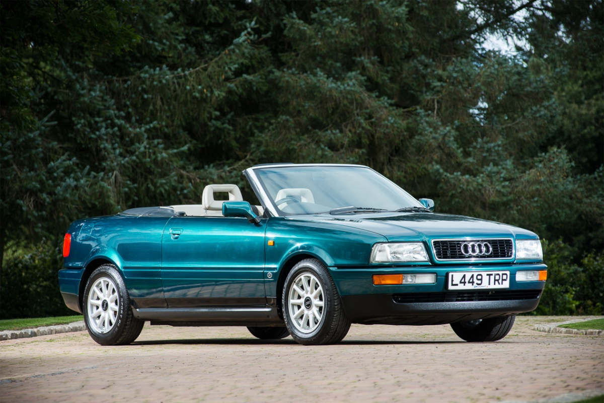 1.-1994-Audi-Cabriolet-Formerly-the-Personal-Conveyance-of-Diana-Princess-of-Wales
