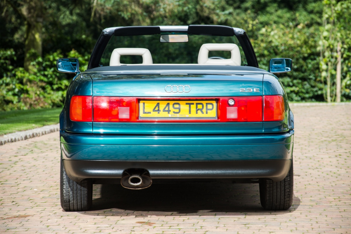 3.-1994-Audi-Cabriolet-Formerly-the-Personal-Conveyance-of-Diana-Princess-of-Wales