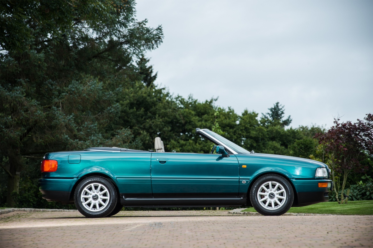 4.-1994-Audi-Cabriolet-Formerly-the-Personal-Conveyance-of-Diana-Princess-of-Wales