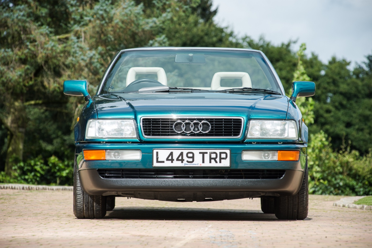 5.-1994-Audi-Cabriolet-Formerly-the-Personal-Conveyance-of-Diana-Princess-of-Wales