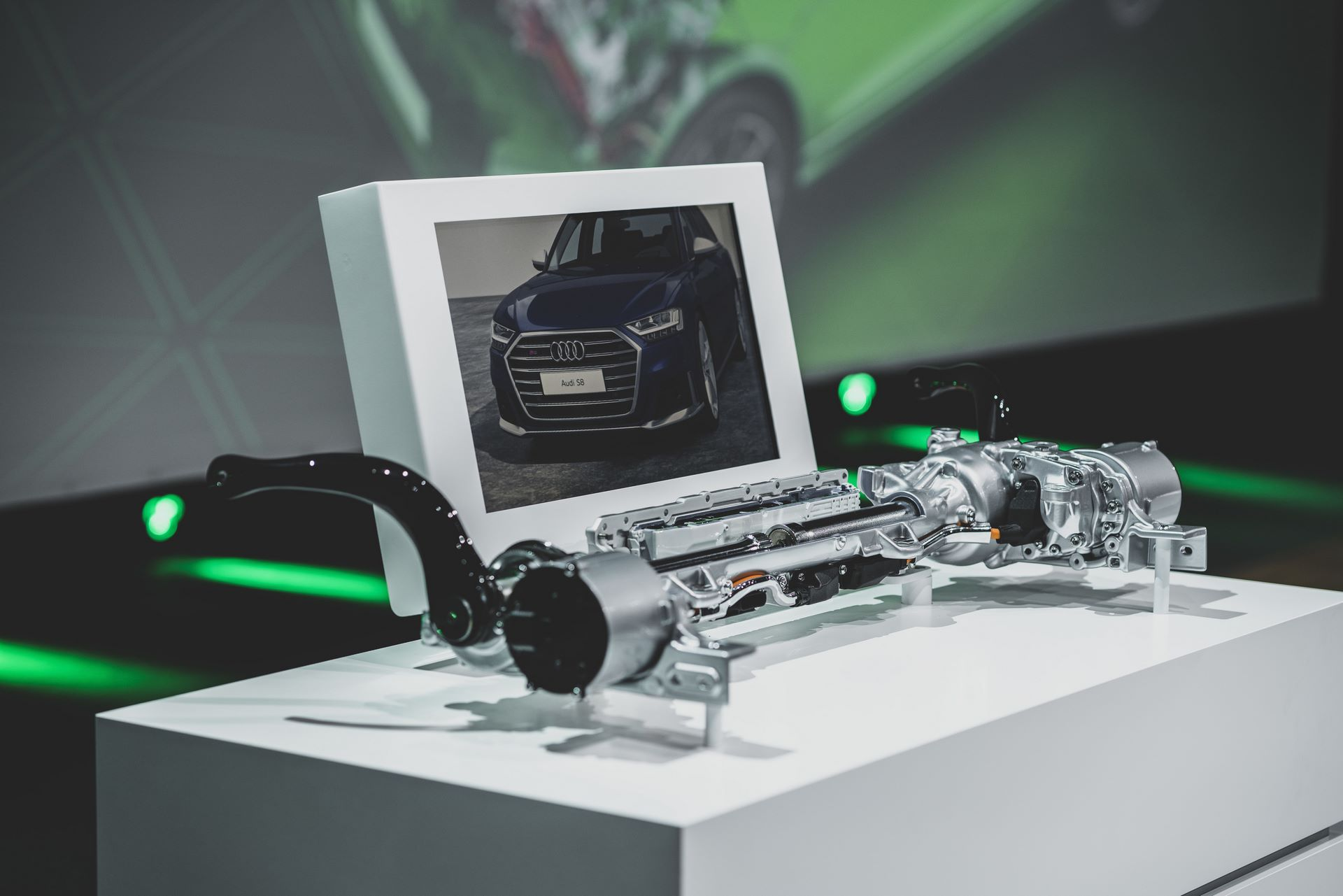 Audi TechTalk Suspension