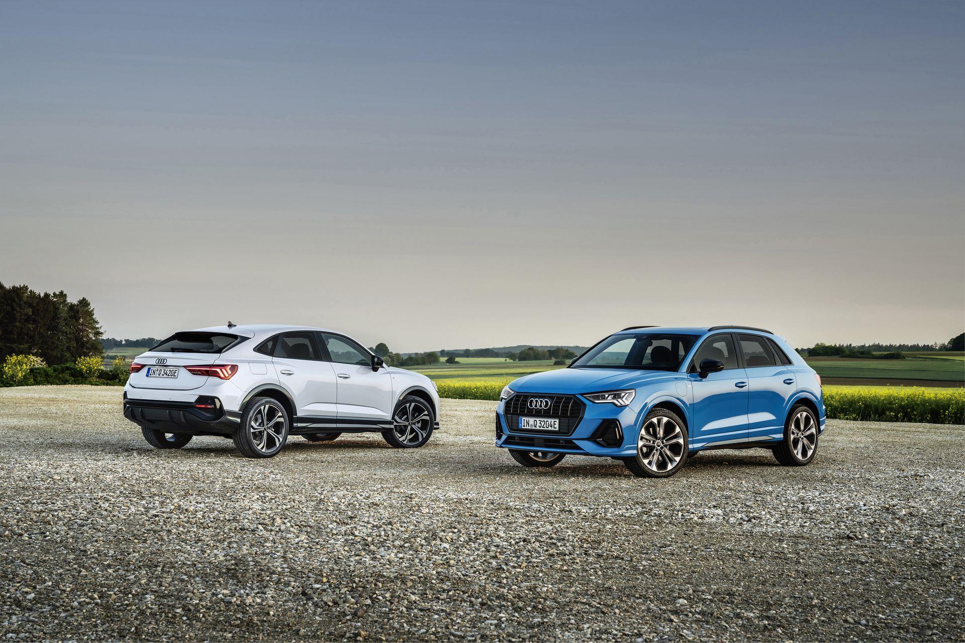 Audi Q3 Sportback 45 TFSI e / Audi Q3 45 TFSI e