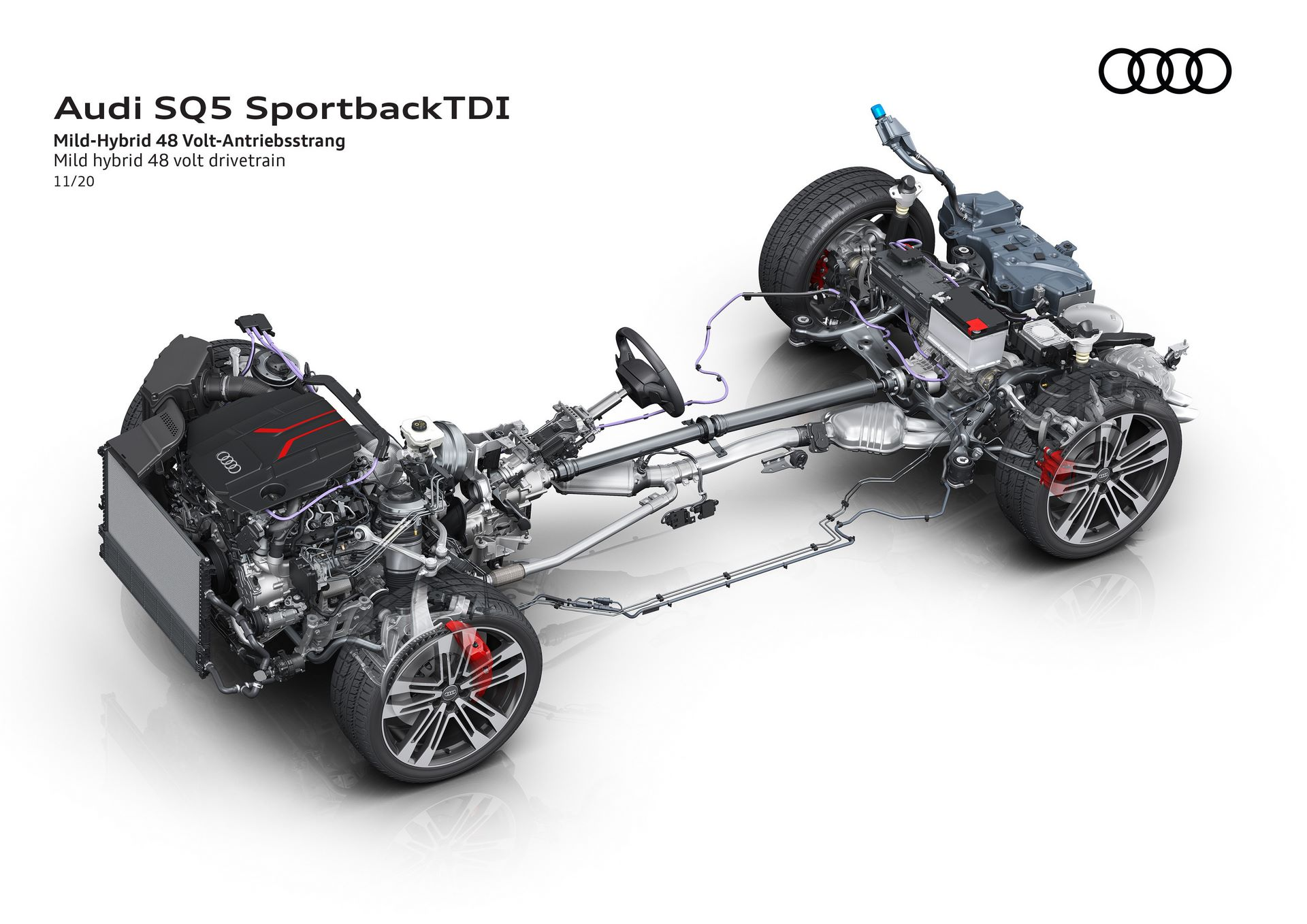 Audi SQ5 Sportback TDI