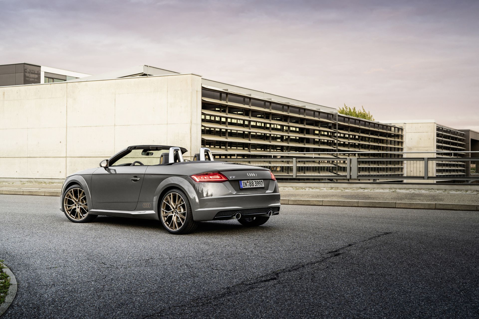 Audi TT Roadster bronze selection