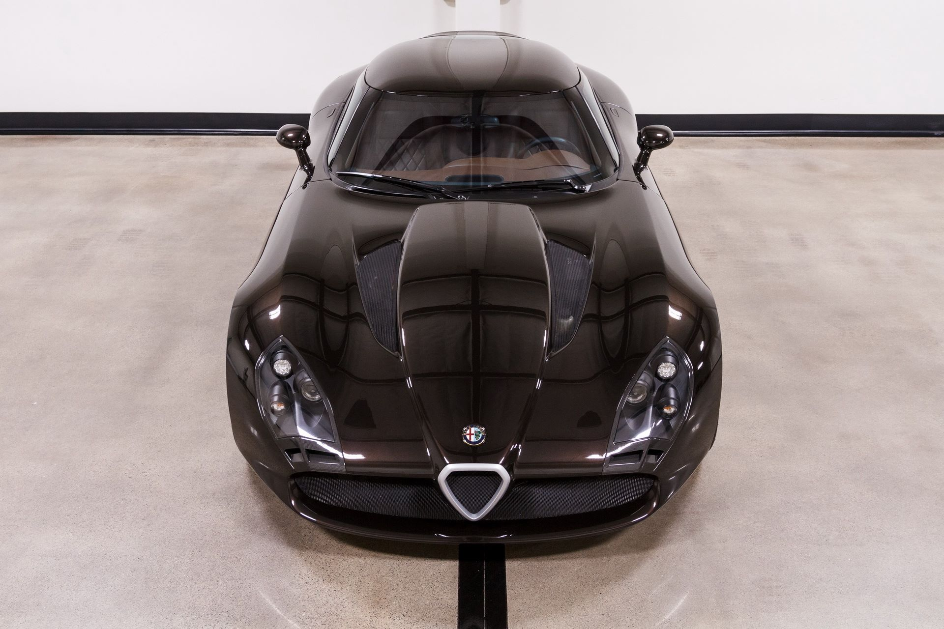 Black-Alfa-Romeo-TZ3-Stradale-Zagato-for-sale-10