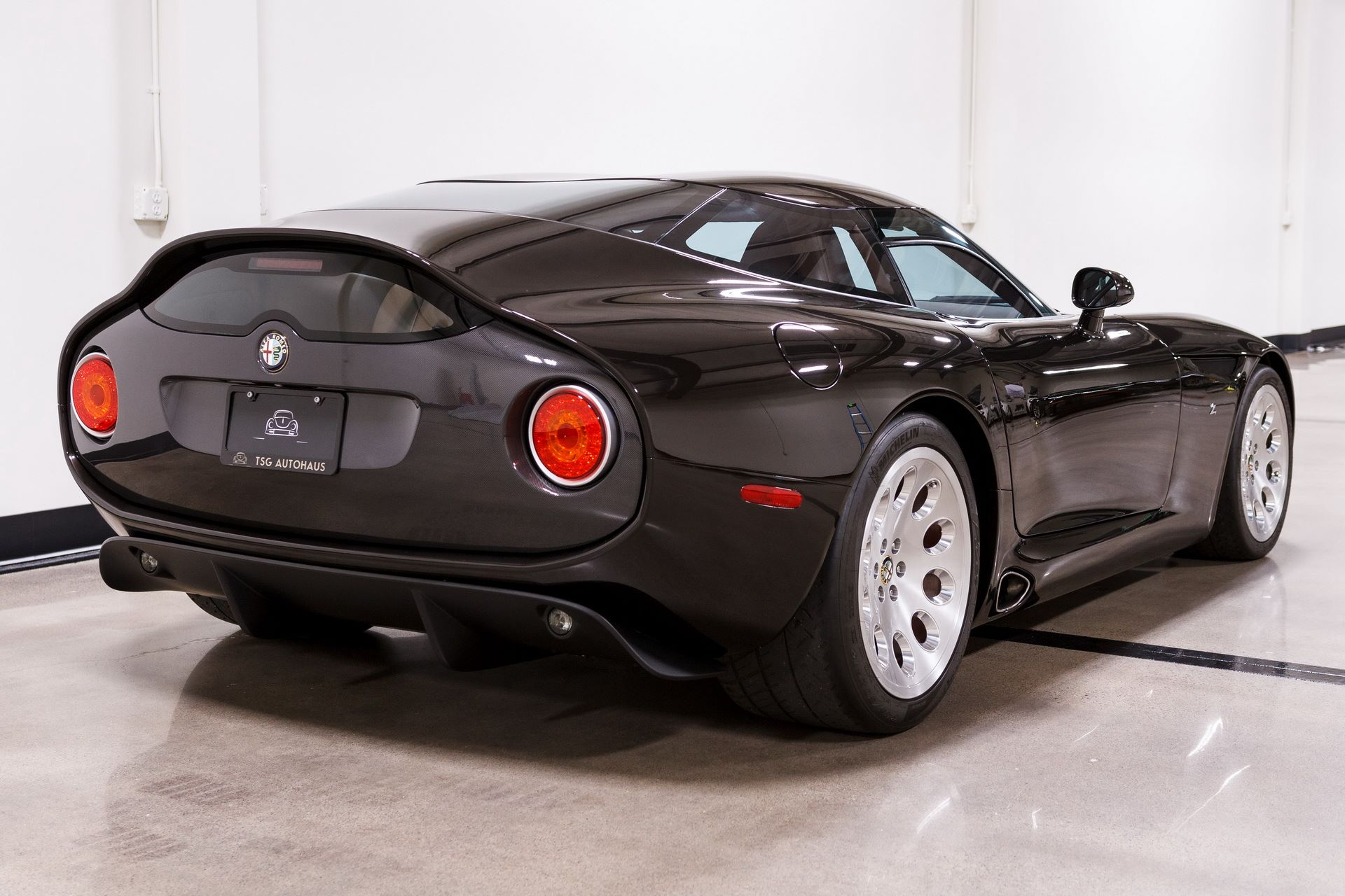 Black-Alfa-Romeo-TZ3-Stradale-Zagato-for-sale-18
