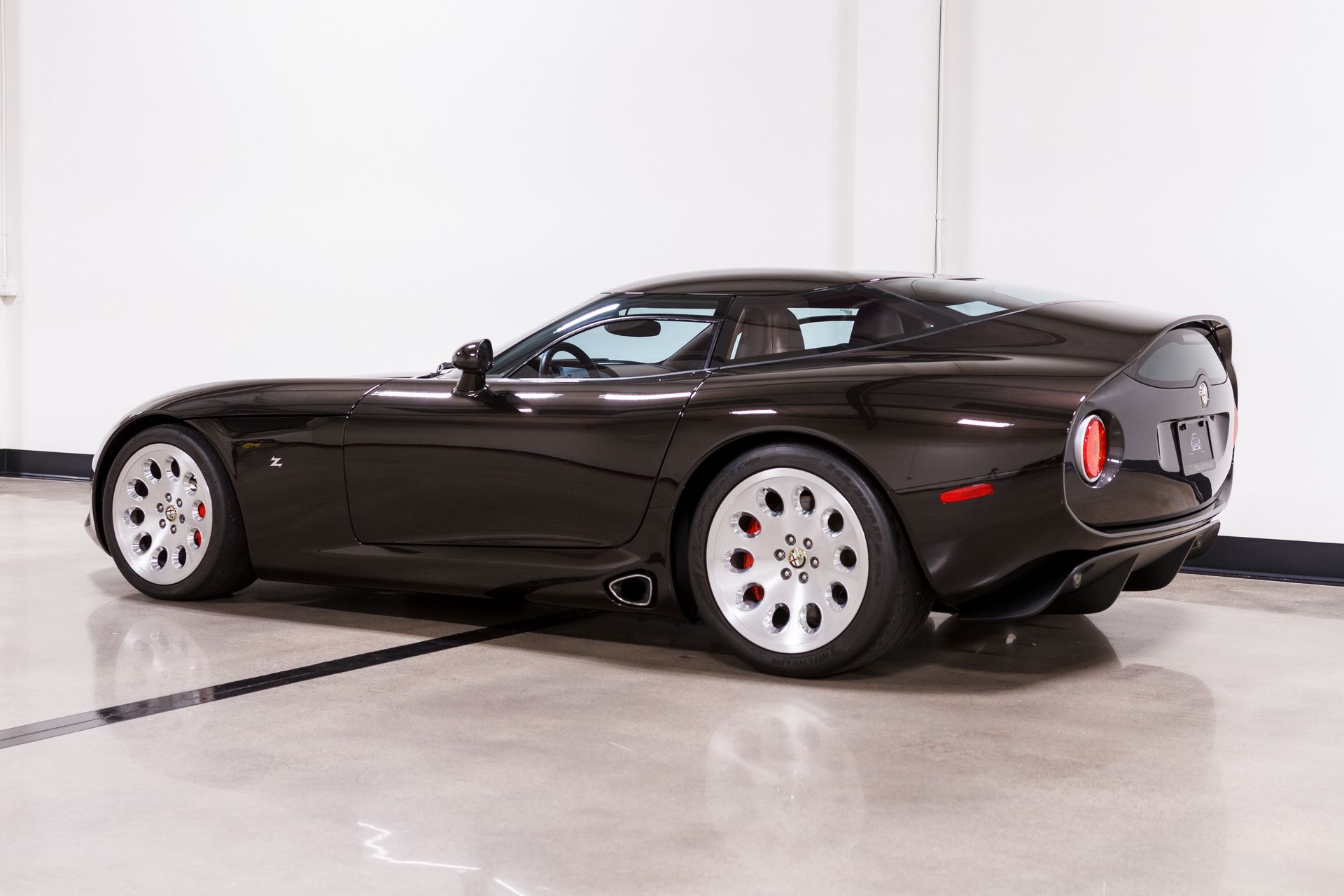 Black-Alfa-Romeo-TZ3-Stradale-Zagato-for-sale-6