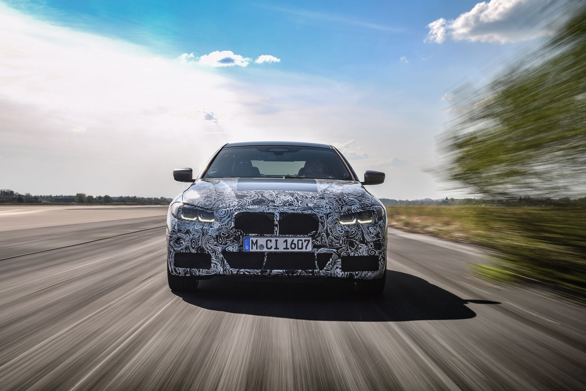 BMW-4-Series-M440i-camouflaged-1