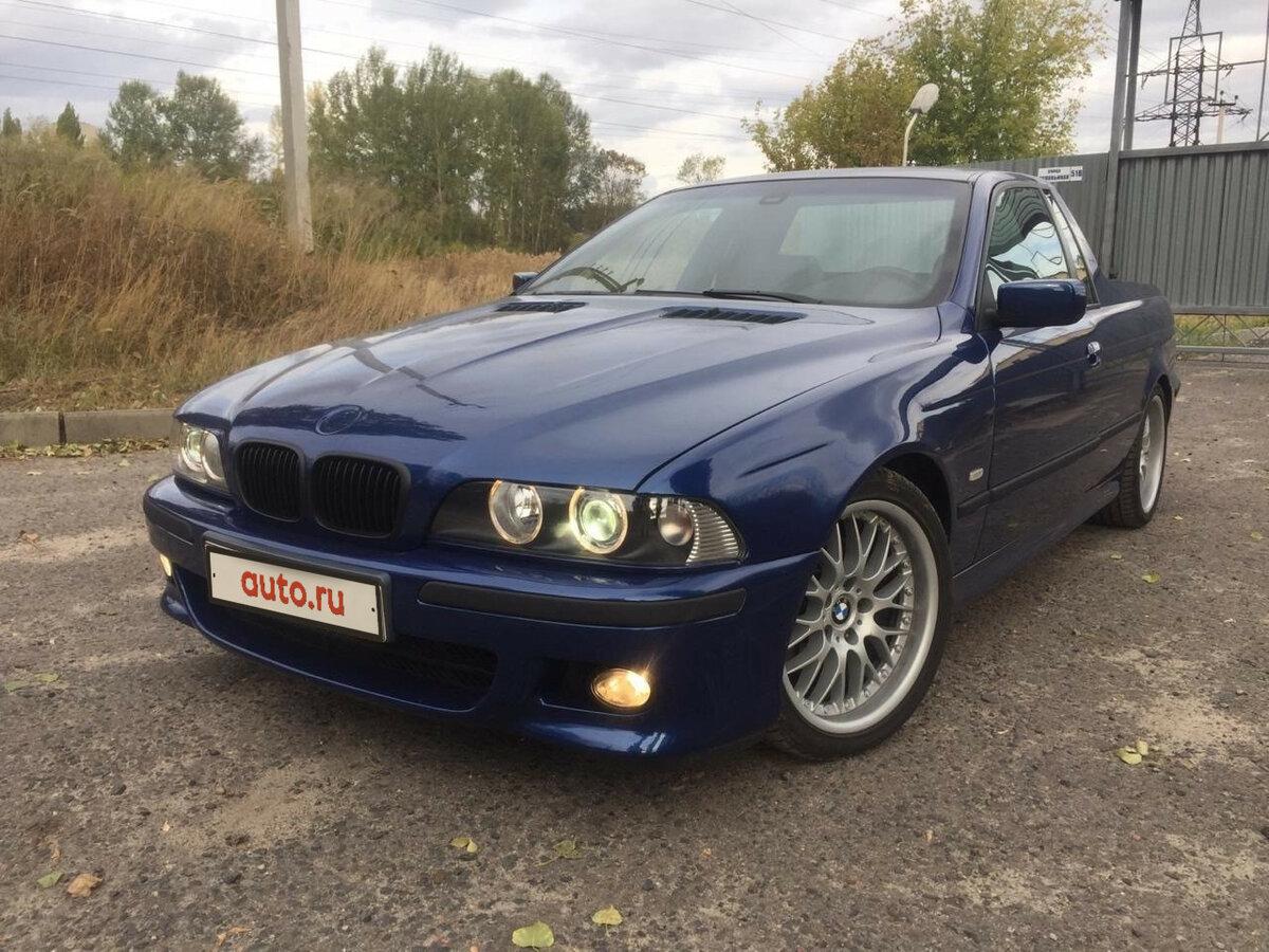 BMW-5-Series-e39-pickup-5