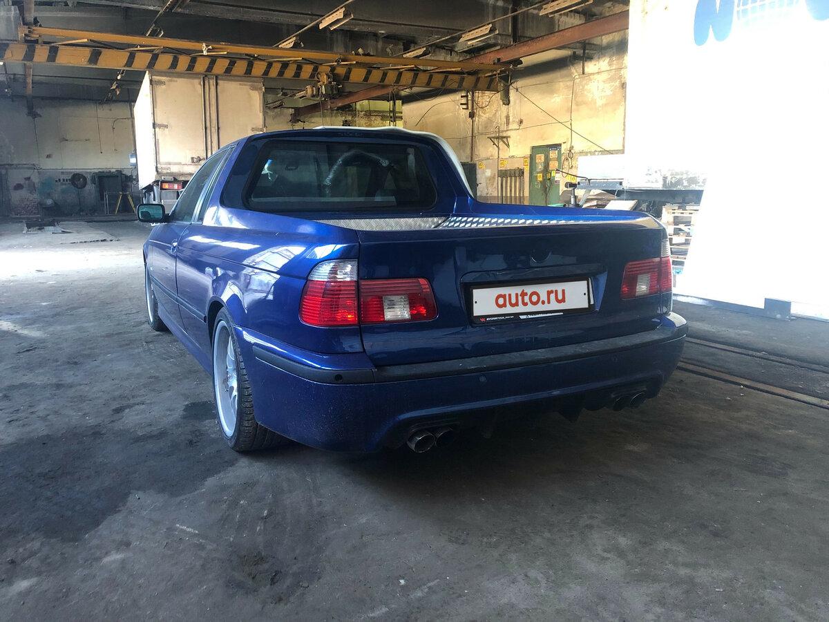 BMW-5-Series-e39-pickup-7